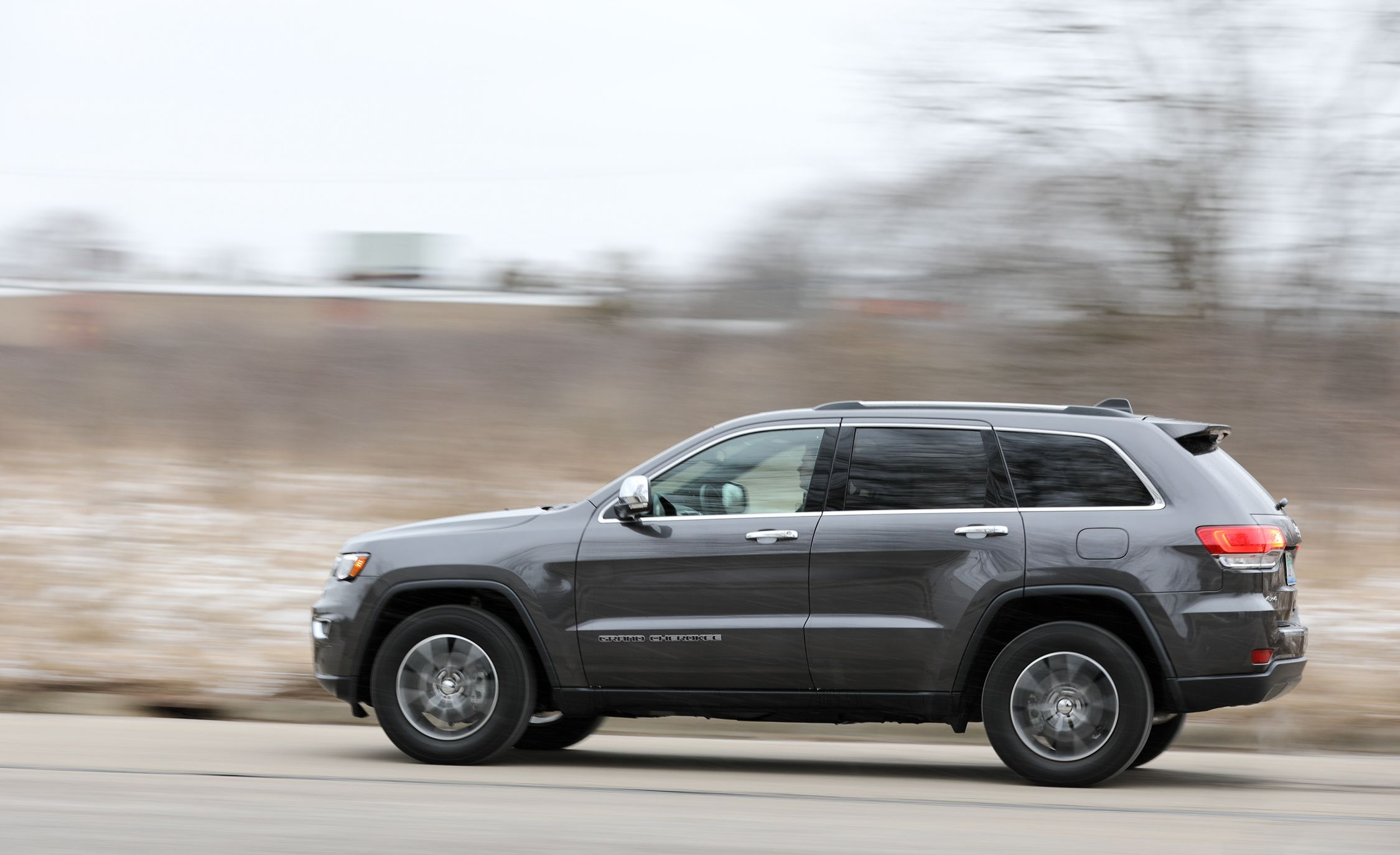 2014 Jeep Grand Cherokee EcoDiesel V 6 First Drive Review