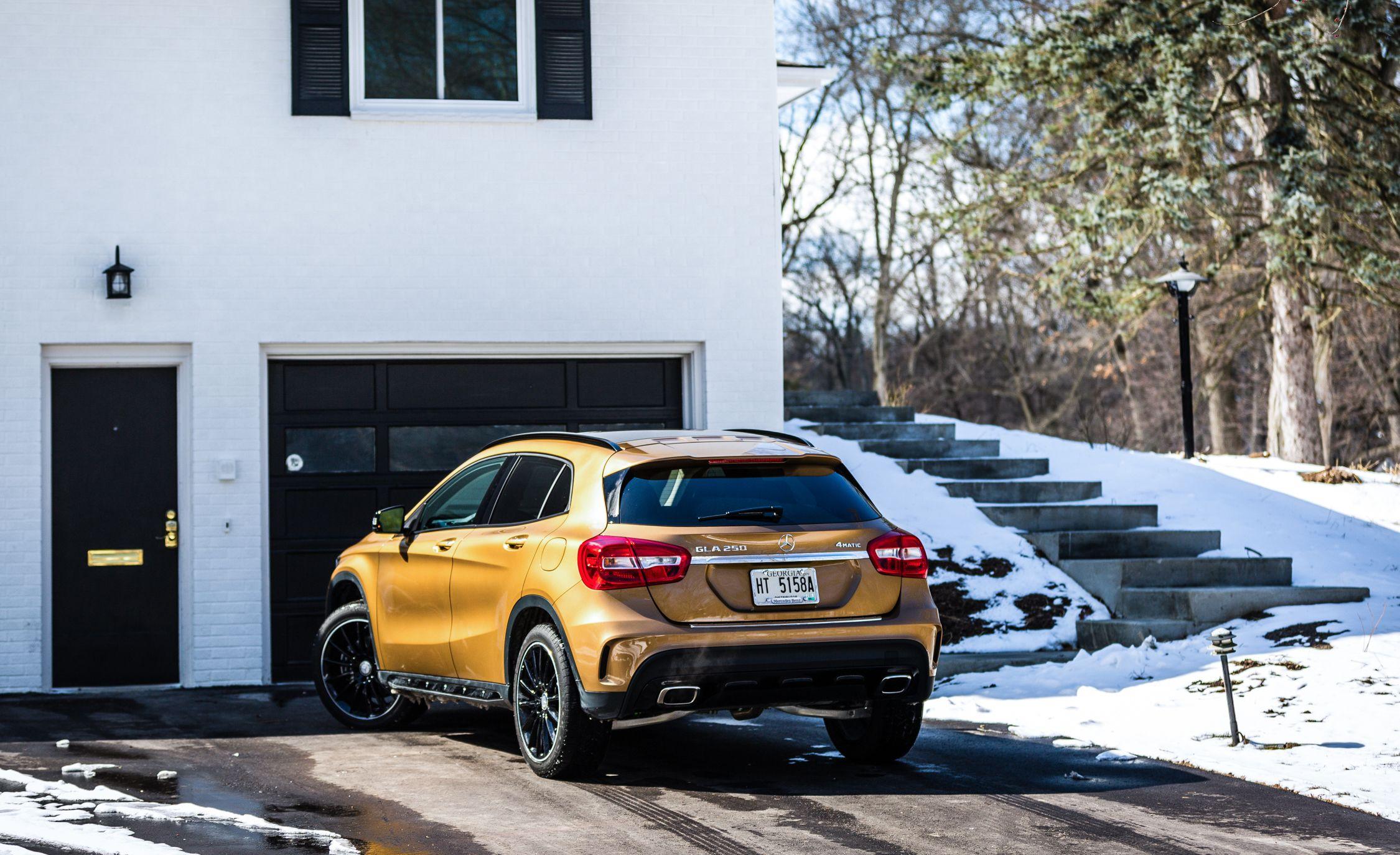 2018 mercedes benz gla class interior review car and driver