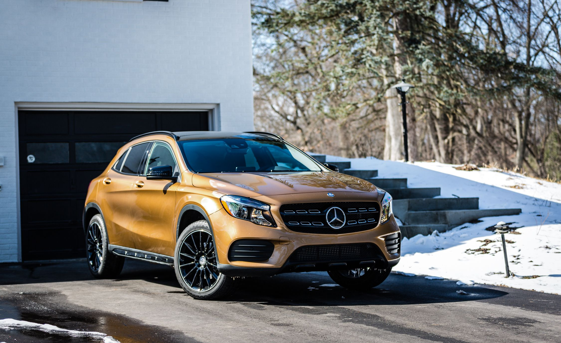 2018 Mercedes Benz Gla Class Warranty Review Car And Driver