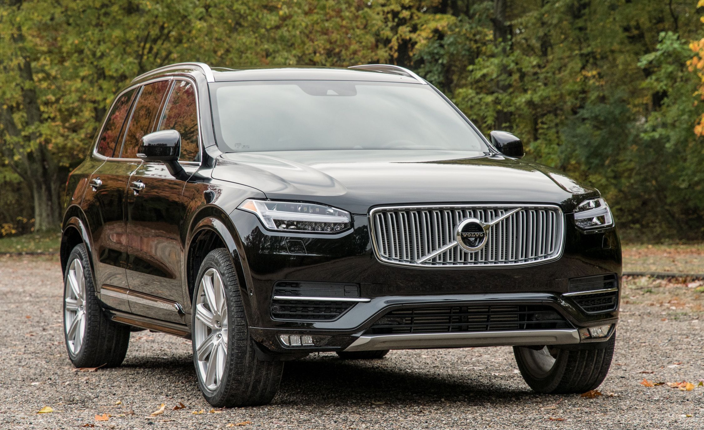 2017 volvo xc90 engine and transmission review car and driver. Black Bedroom Furniture Sets. Home Design Ideas