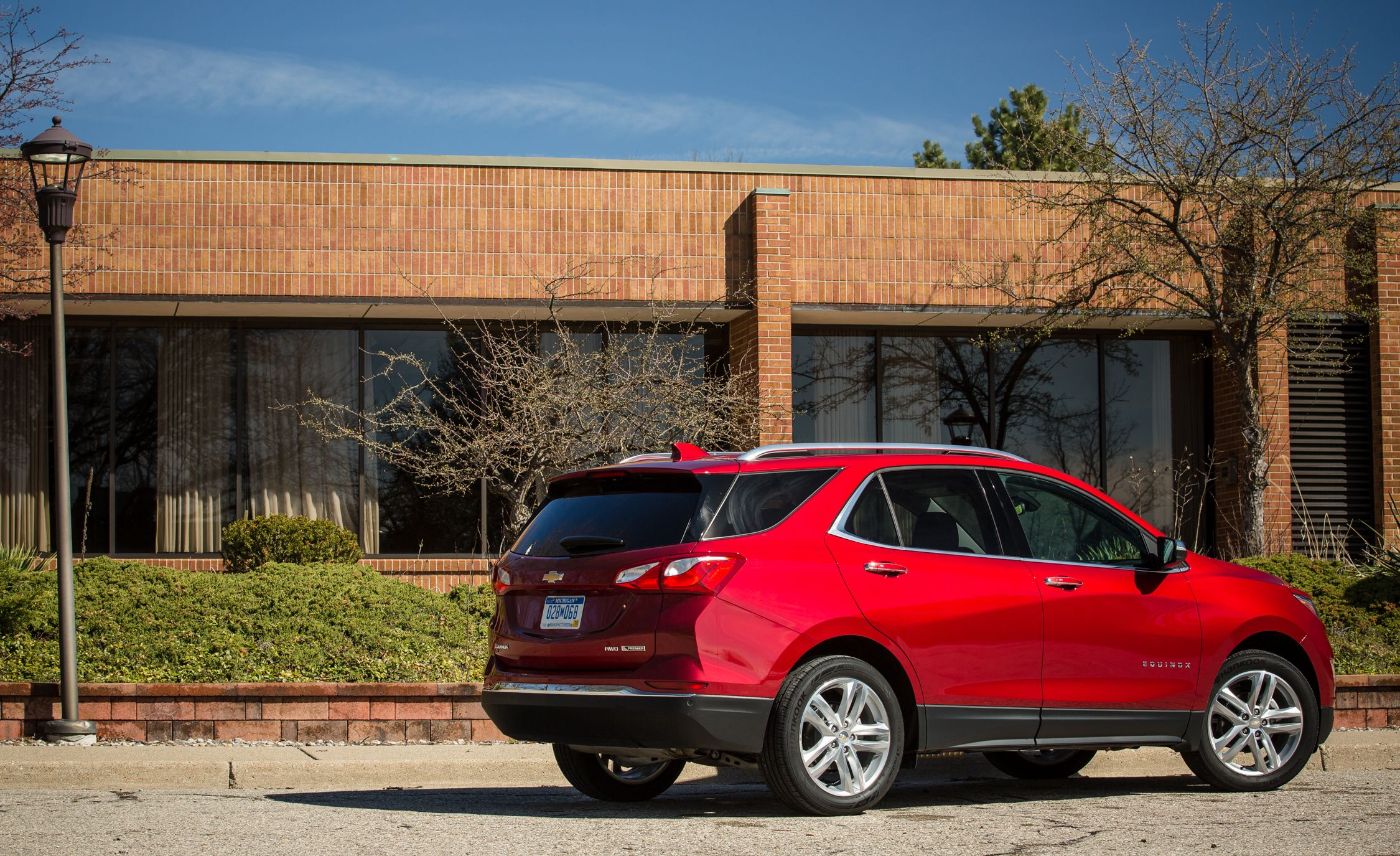 2018 chevrolet equinox awd test review car and driver Chevy Equinox Trailer Hitch Receiver reviews may 2017