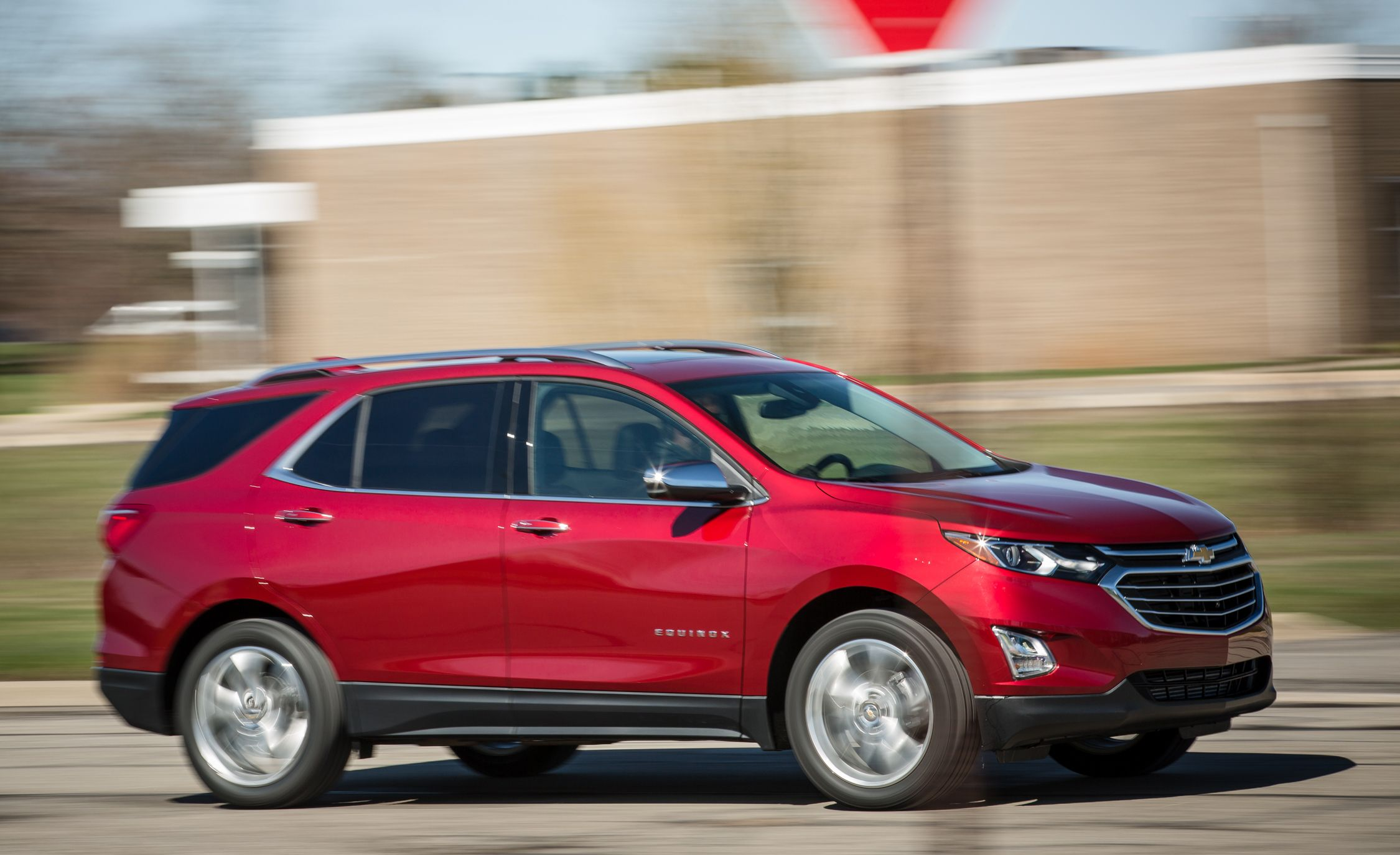 2018 Chevrolet Equinox Awd Test Review Car And Driver Chevy 3 4 Liter Engine Diagram