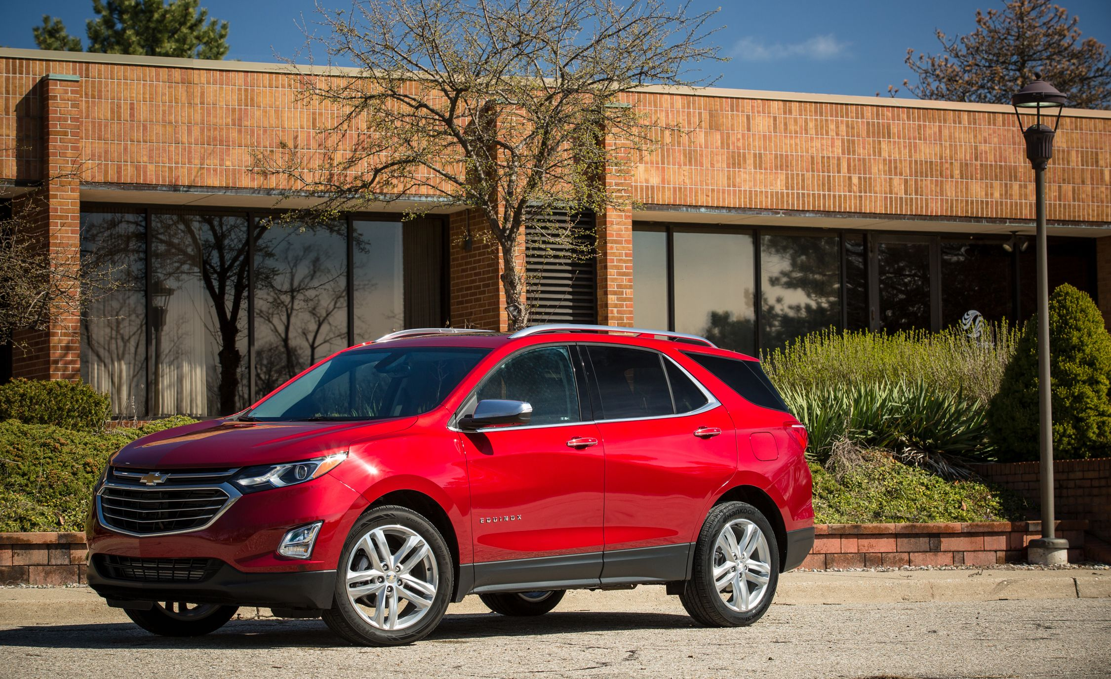 Chevy Equinox 3 4 Liter Engine Diagram 2018 Chevrolet Awd Test Review Car And Driver