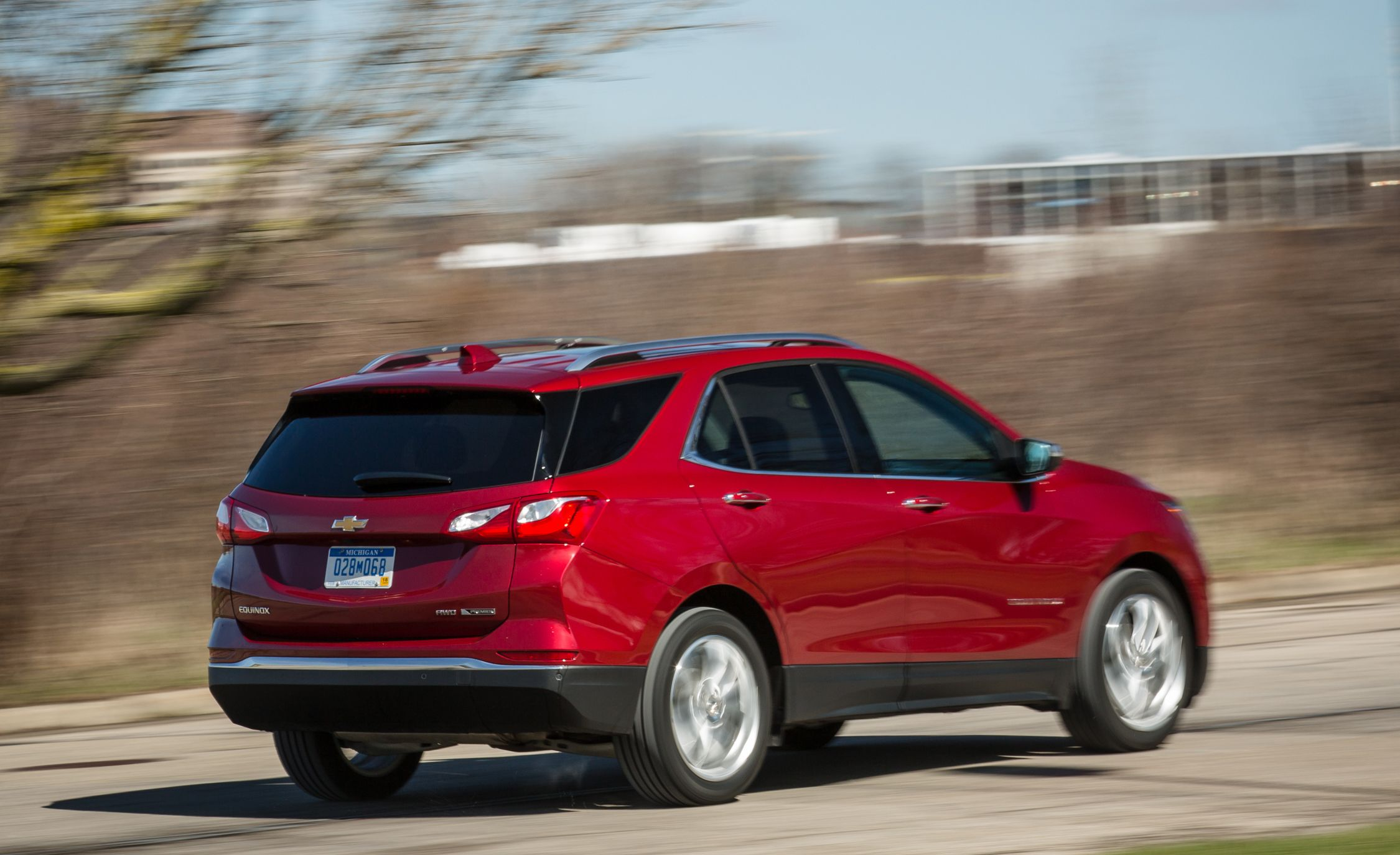 2018 Chevrolet Equinox Warranty Review Car And Driver