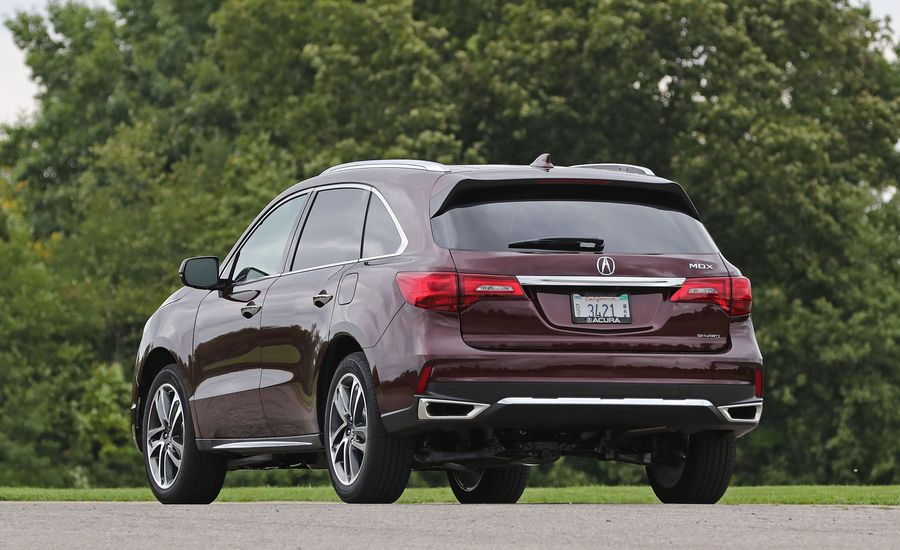 2017 Acura MDX | Cargo Space and Storage Review | Car and Driver