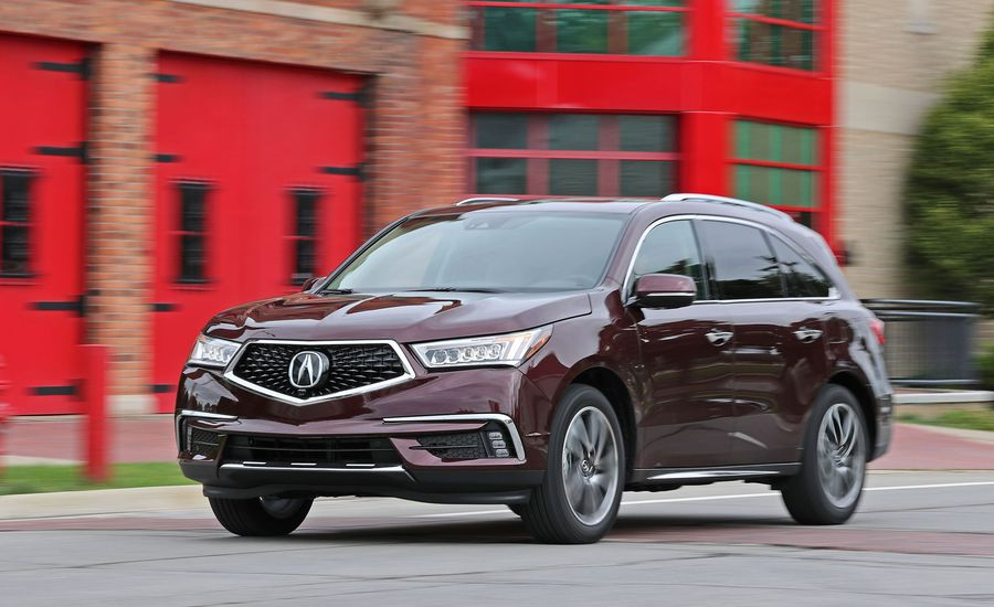 2017 Acura MDX | Fuel Economy Review | Car and Driver
