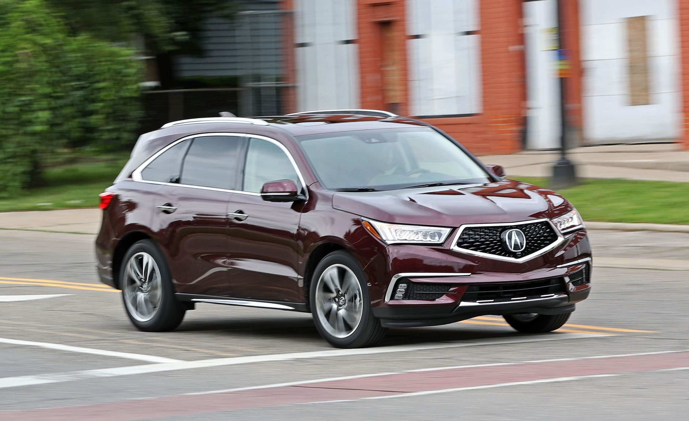 Acura MDX Reviews Acura MDX Price s and Specs