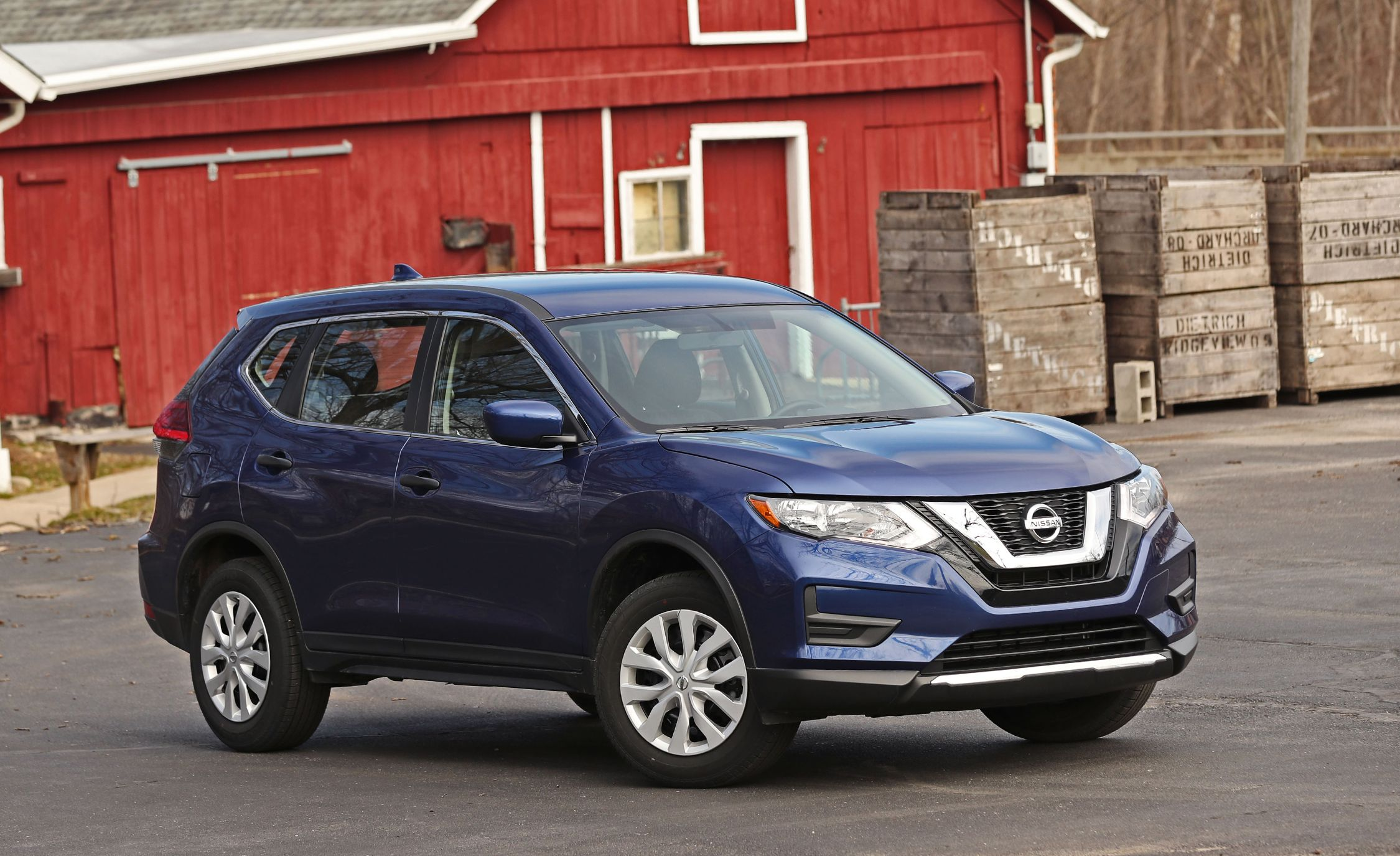 Nissan Rogue Service Manual: Driver Assistance System