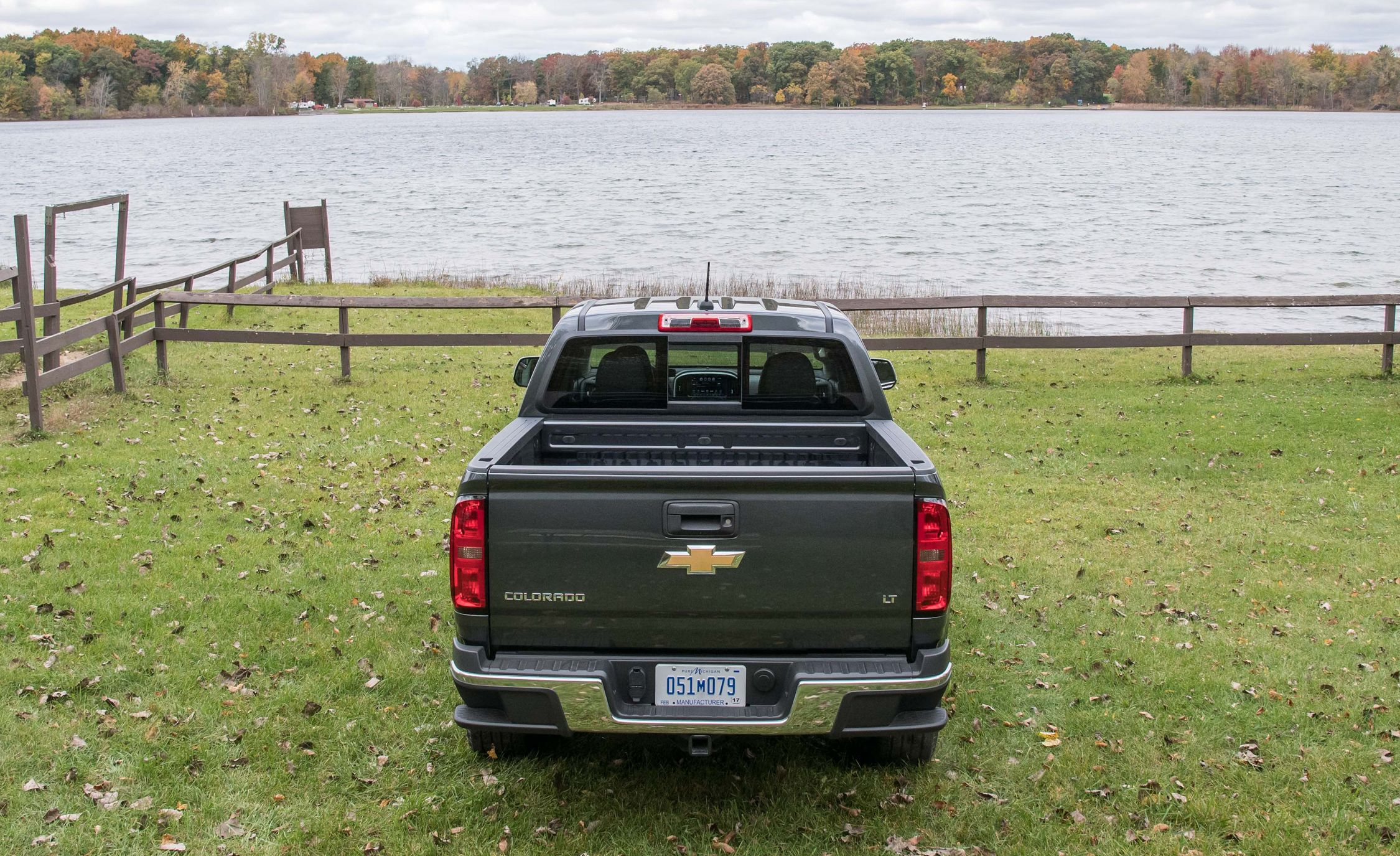 2017 Chevrolet Colorado Zr2 Diesel Test Review Car And Driver Chevy I4 Engine Diagram