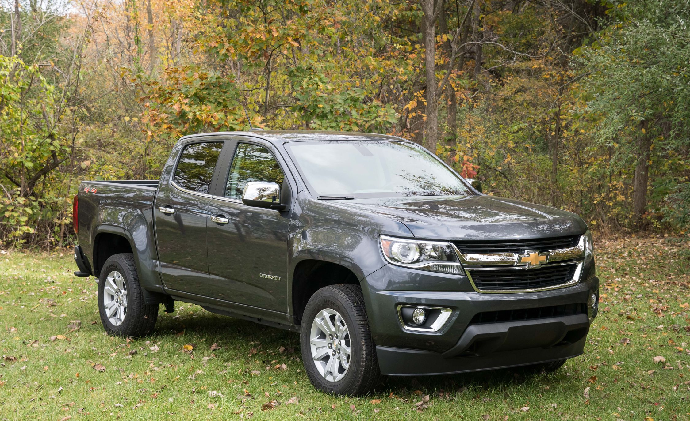2017 Chevrolet Colorado Zr2 Diesel Test Review Car And Driver Chevy Truck Clutch Linkage Diagram Tuning