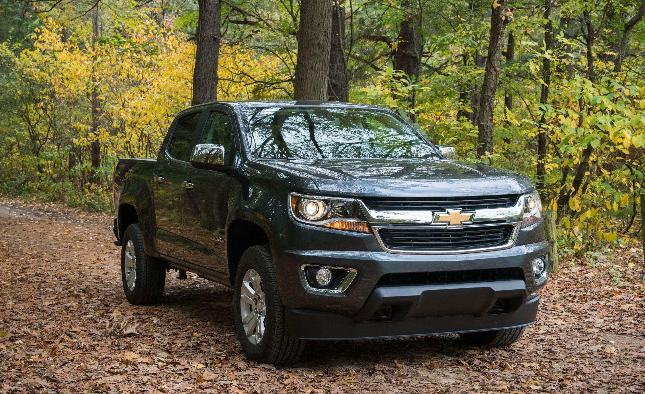 2017 Chevrolet Colorado l Interior Review
