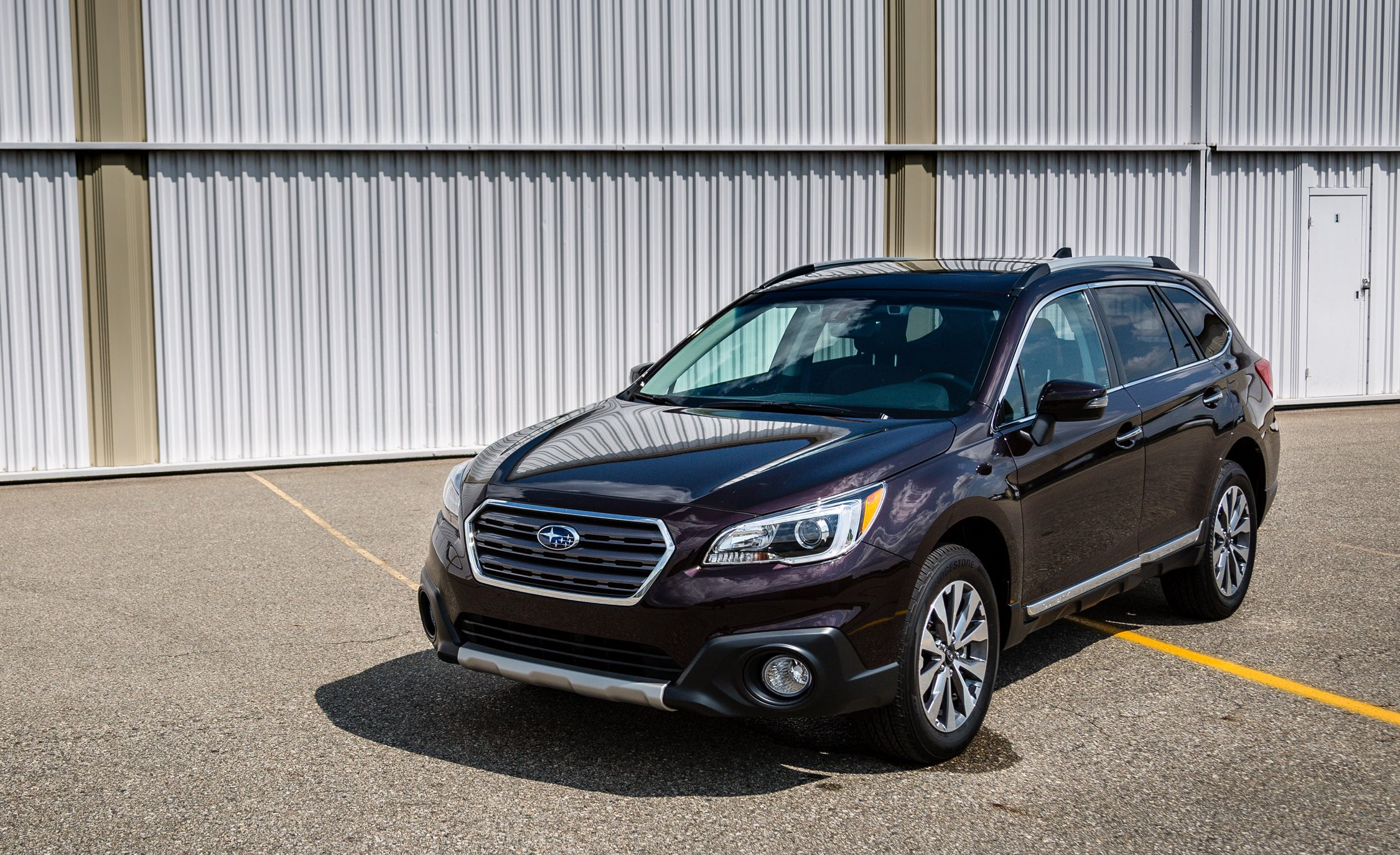 2017 Subaru Outback Engine And Transmission Review Car And Driver