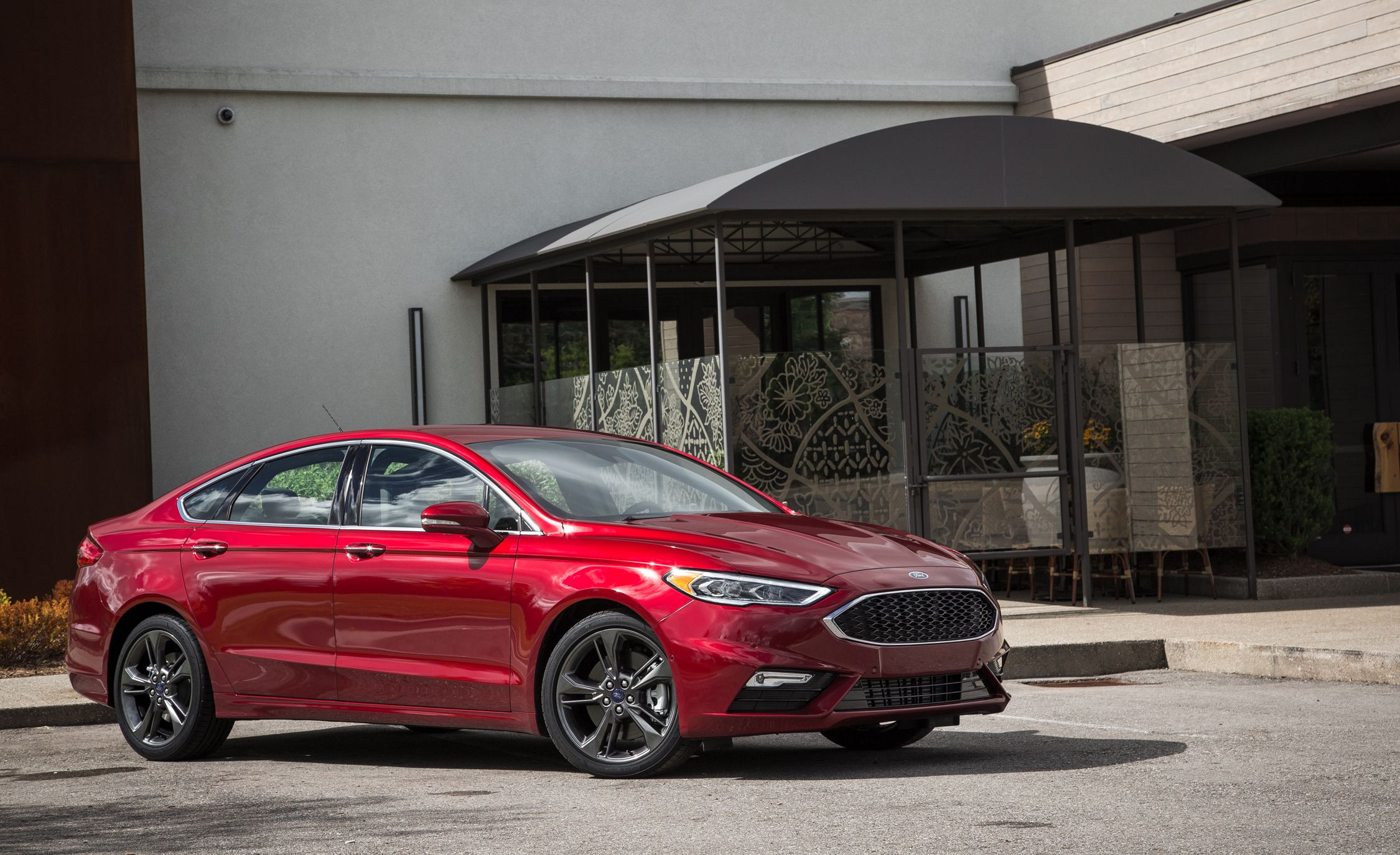 2014 Ford Fusion SE 1 5L EcoBoost Automatic Test Review