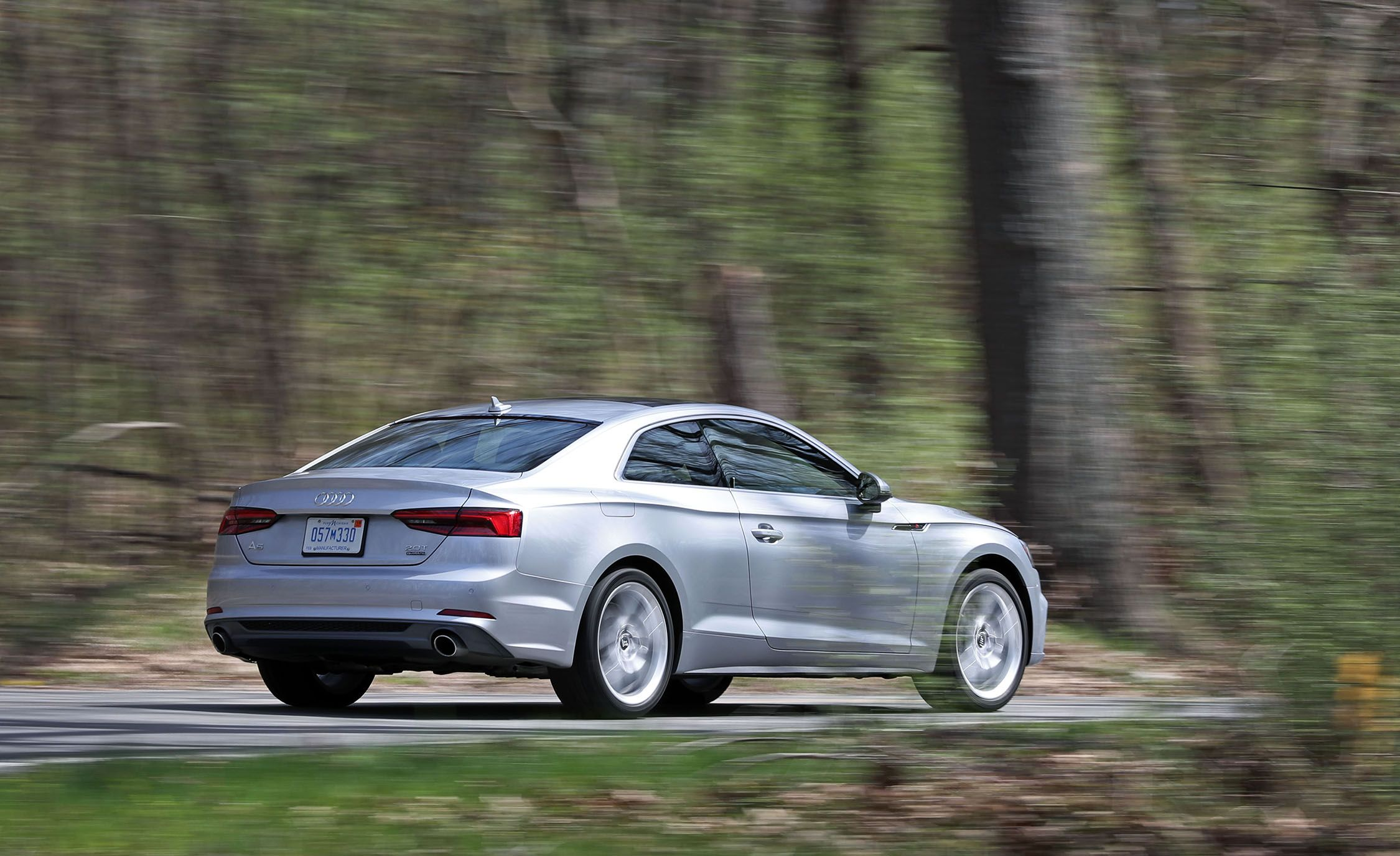 2018 Audi A5 Fuel Economy Review Car And Driver
