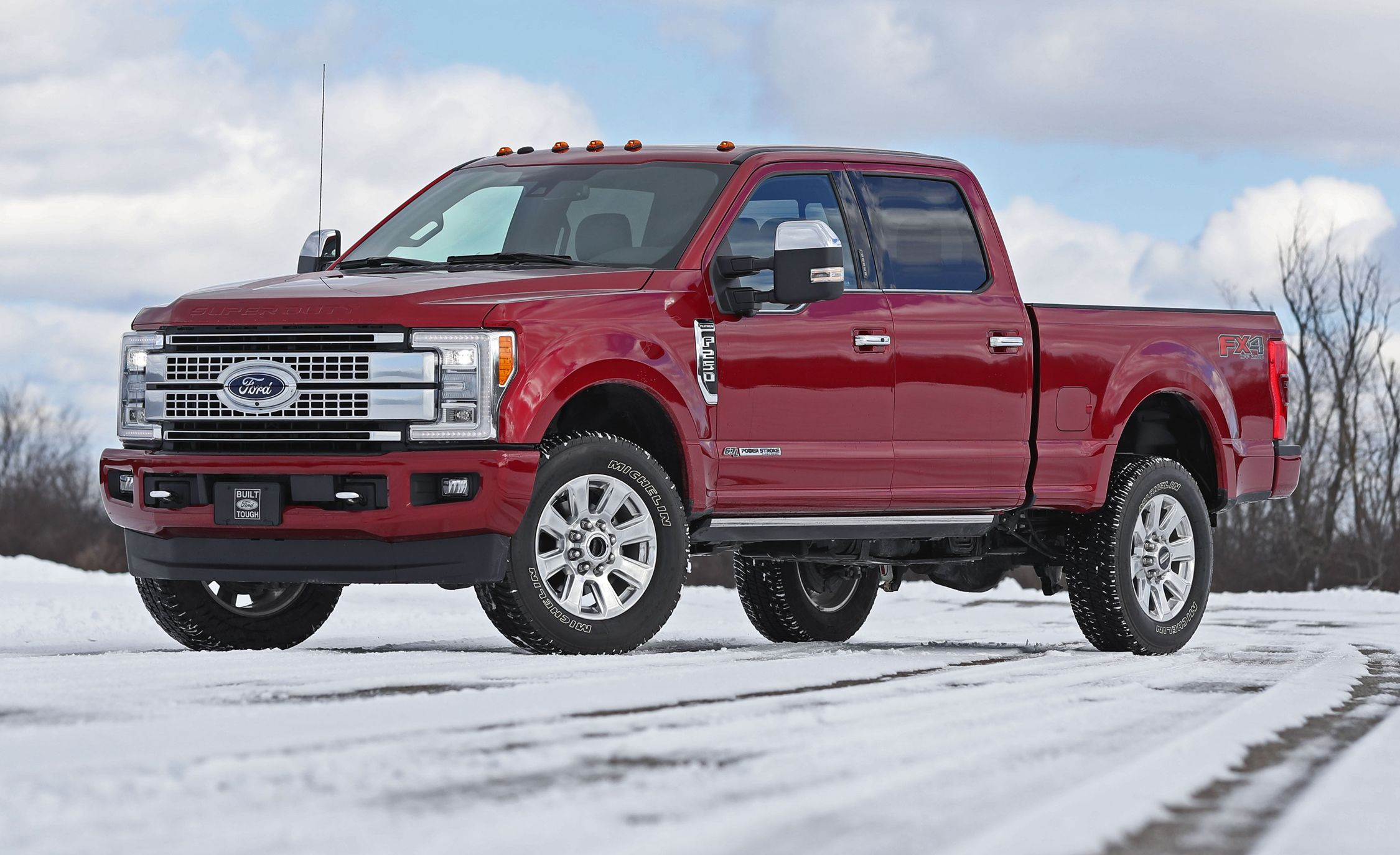 2017 Ford F-series Super Duty | Engine and Transmission Review | Car and Driver