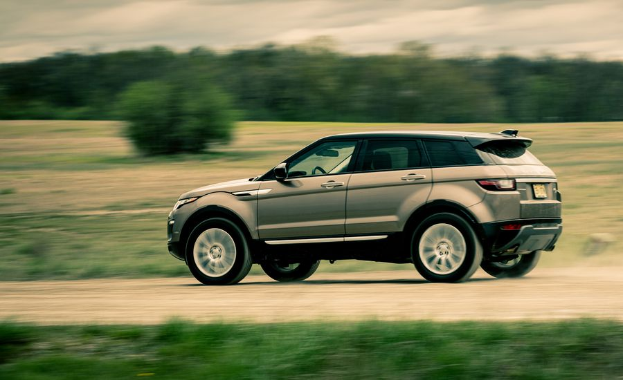 2017 Land Rover Range Rover Evoque Warranty Review Car And Driver