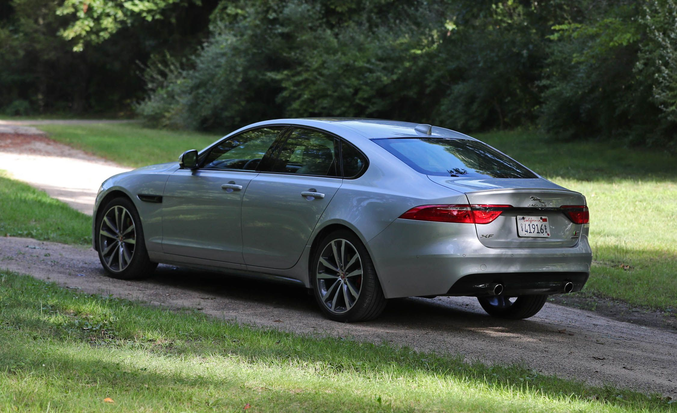 2016 jaguar xf first drive review car and driver