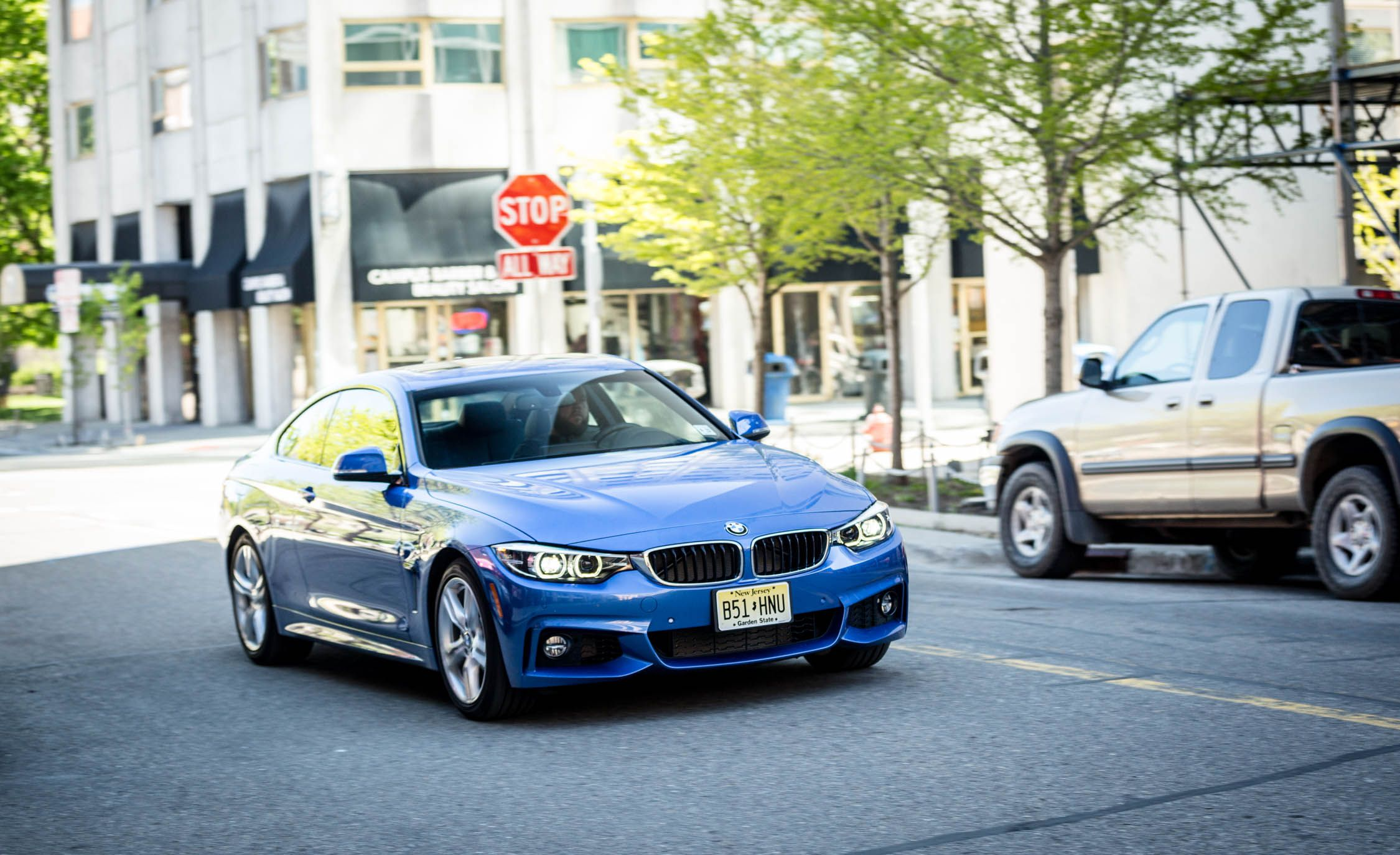 2018 Bmw 4 Series Warranty Review Car And Driver