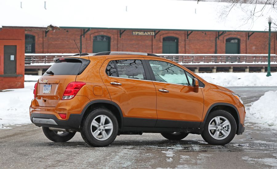 2017 chevrolet trax fuel economy review car and driver. Black Bedroom Furniture Sets. Home Design Ideas