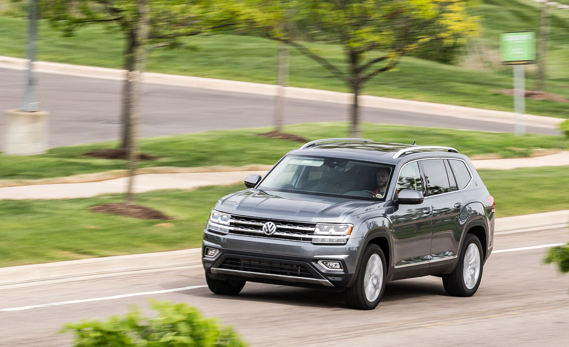 2018 Volkswagen Atlas First Drive Review