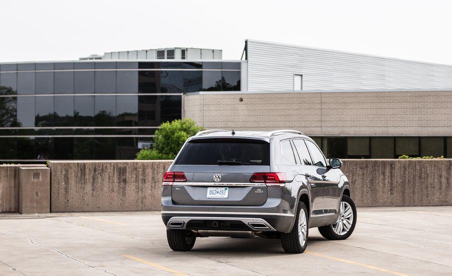 volkswagen atlas warranty review car  driver