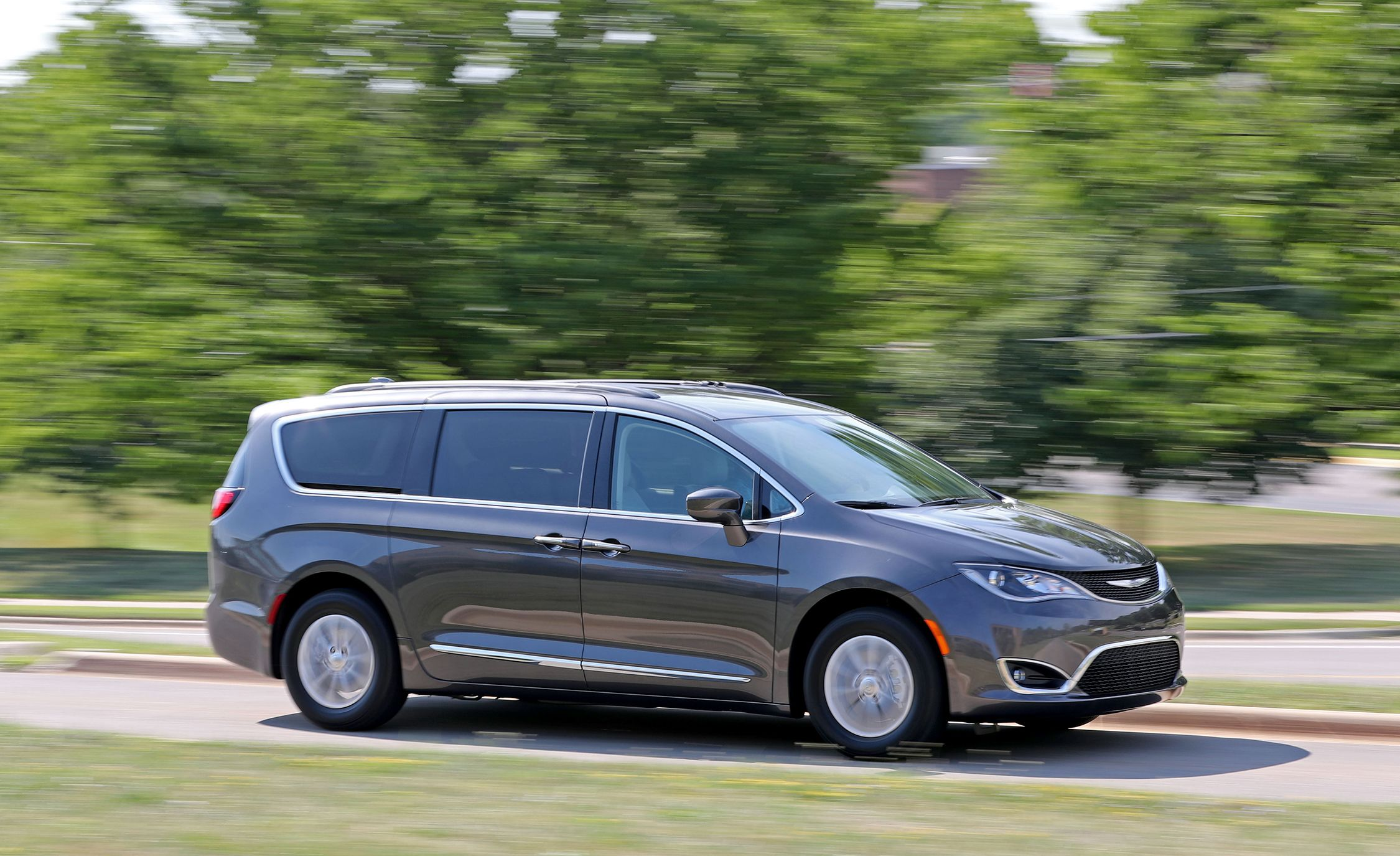 2017 Chrysler Pacifica Engine And Transmission Review Car Driver 4 0 Diagram