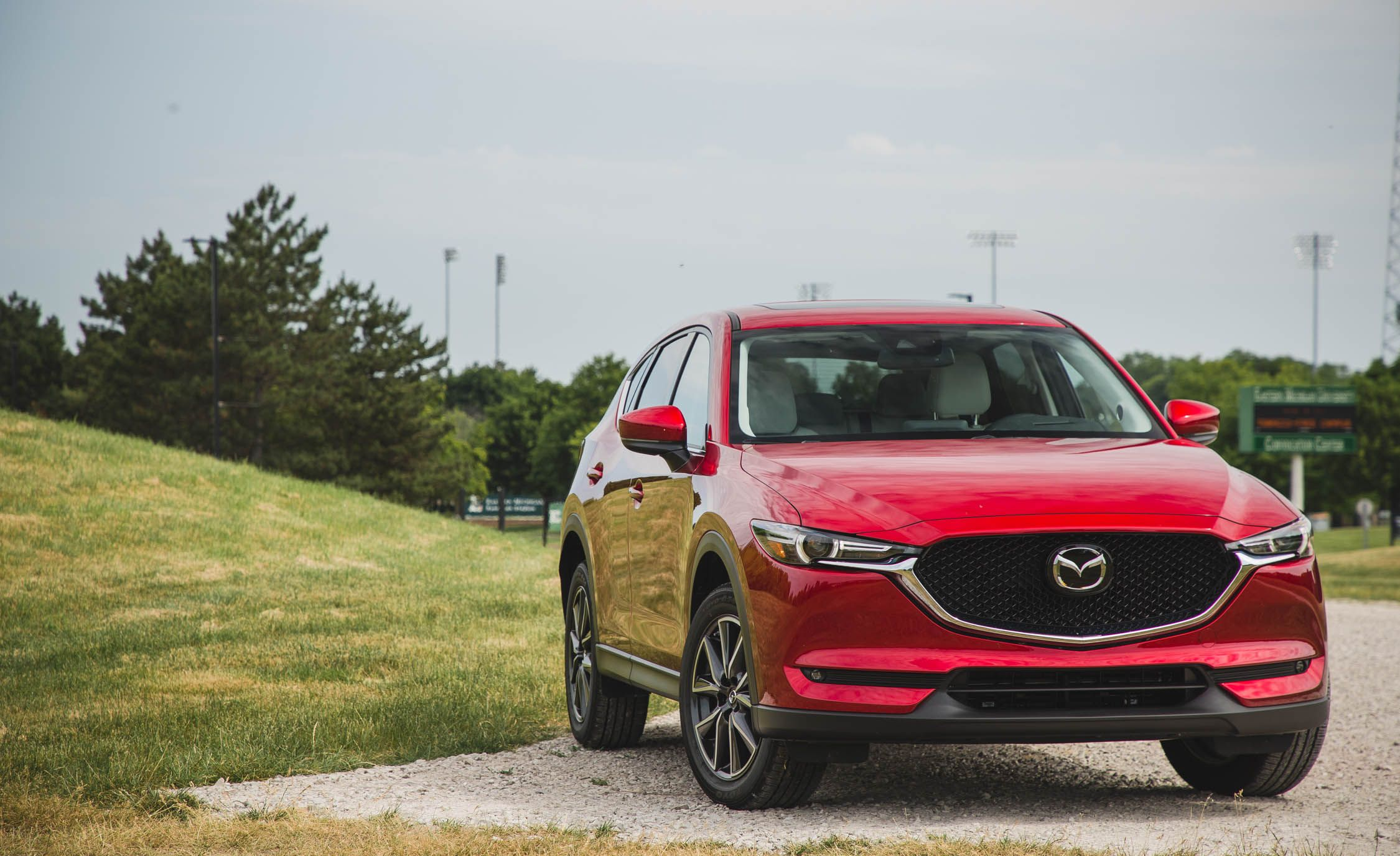 2017 Mazda CX 5 Engine and Transmission Review