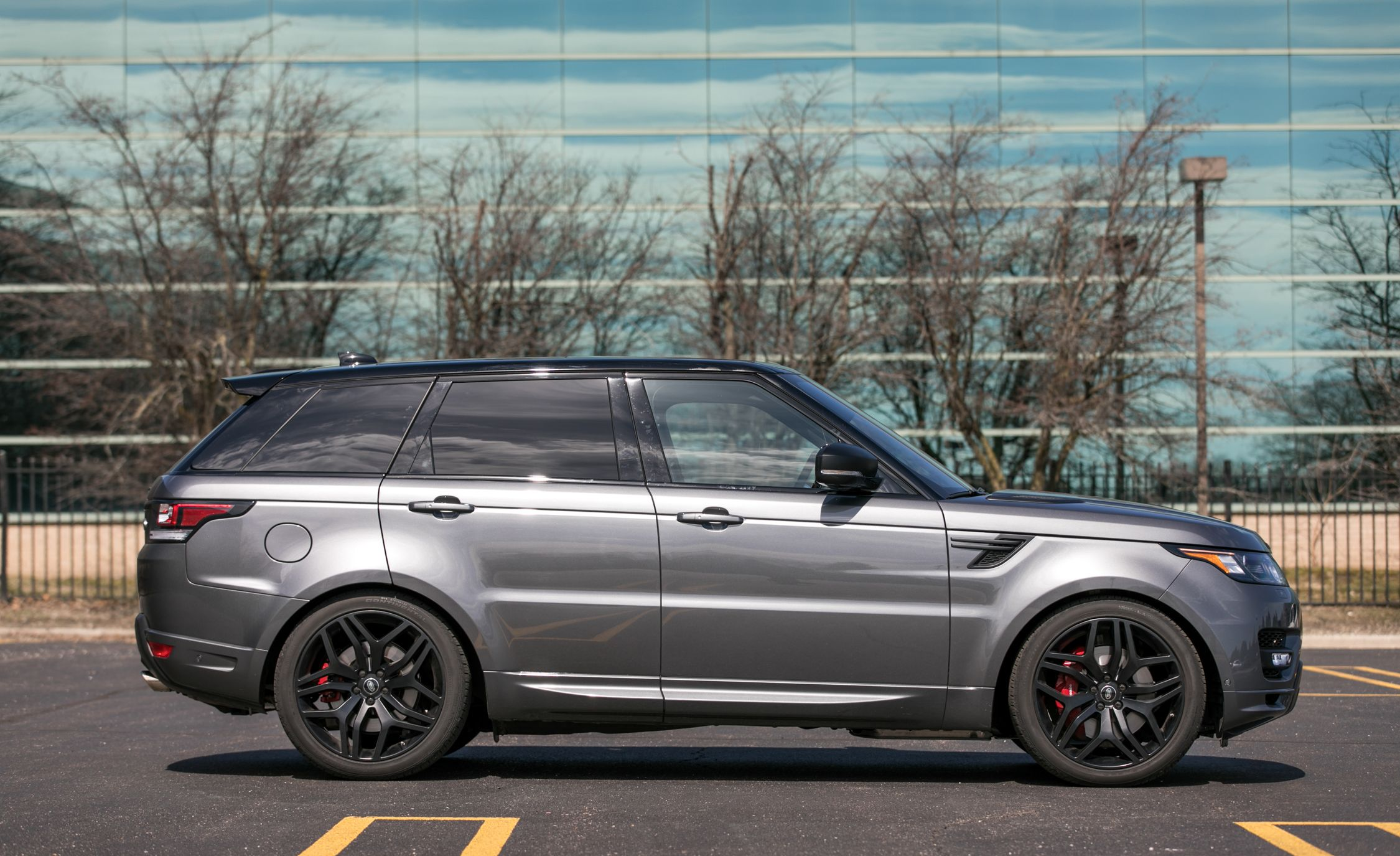 2017 Land Rover Range Rover Sport Supercharged Svr In Depth