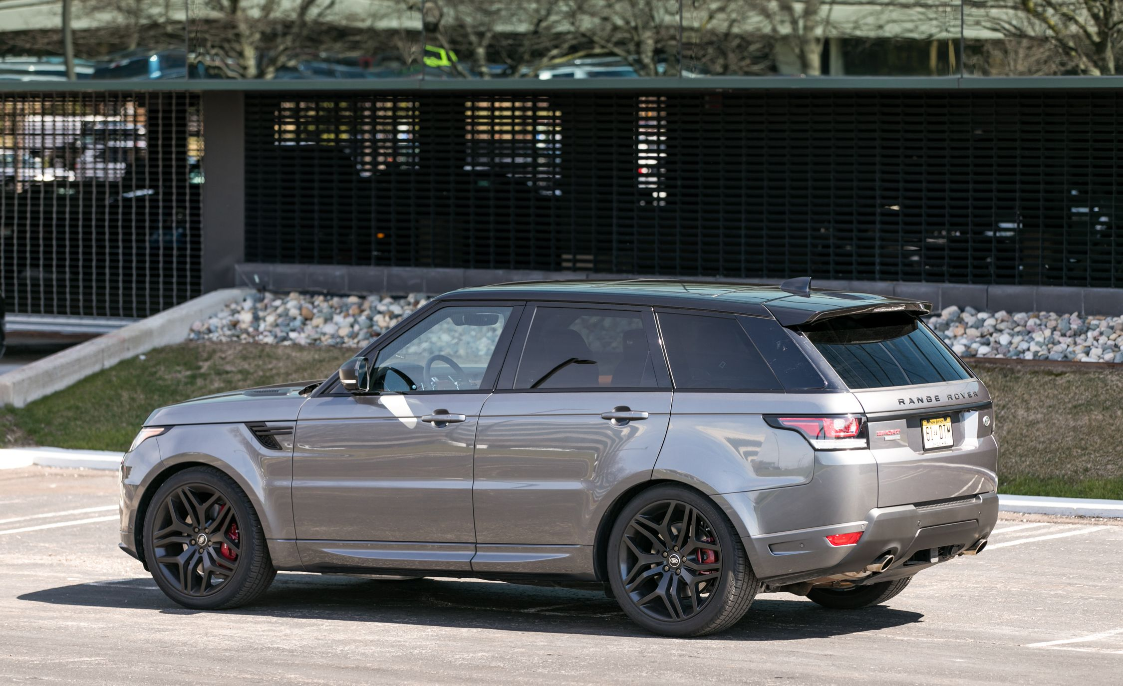 2017 Land Rover Range Sport Supercharged Svr Performance And Driving Impressions Review Car Driver