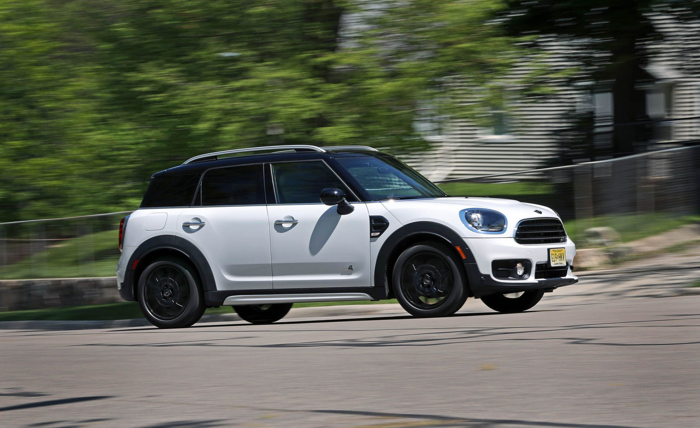 2017 Mini Cooper Countryman Fuel Economy And Driving Range Review