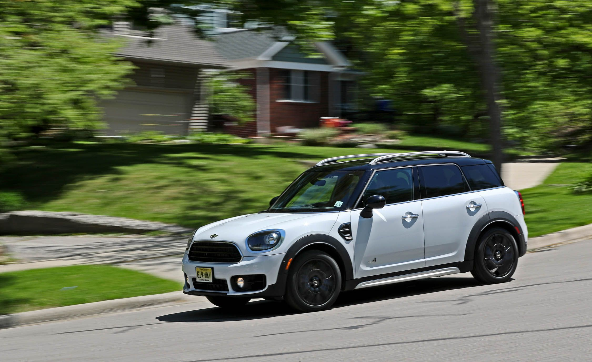 2017 Mini Cooper Countryman Performance And Driving Impressions Review Car Driver