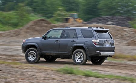 toyota 4runner reviews toyota 4runner price photos and specs car and driver. Black Bedroom Furniture Sets. Home Design Ideas