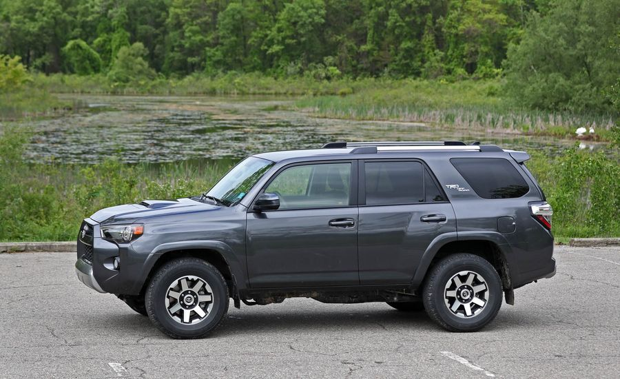 2017 Toyota 4runner Interior Review Car And Driver