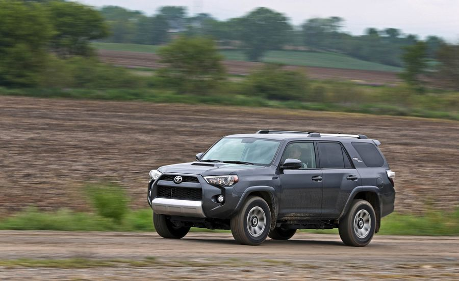 2017 toyota 4runner warranty review car and driver. Black Bedroom Furniture Sets. Home Design Ideas