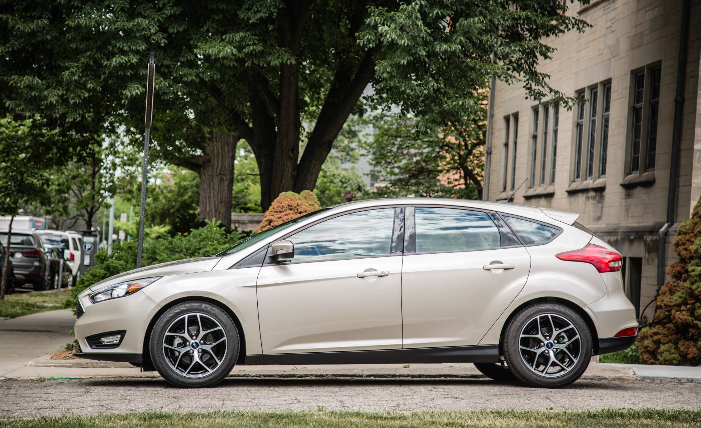 2016 Ford Focus Sedan 1 0 Liter Turbo Automatic Test Review Car And Driver