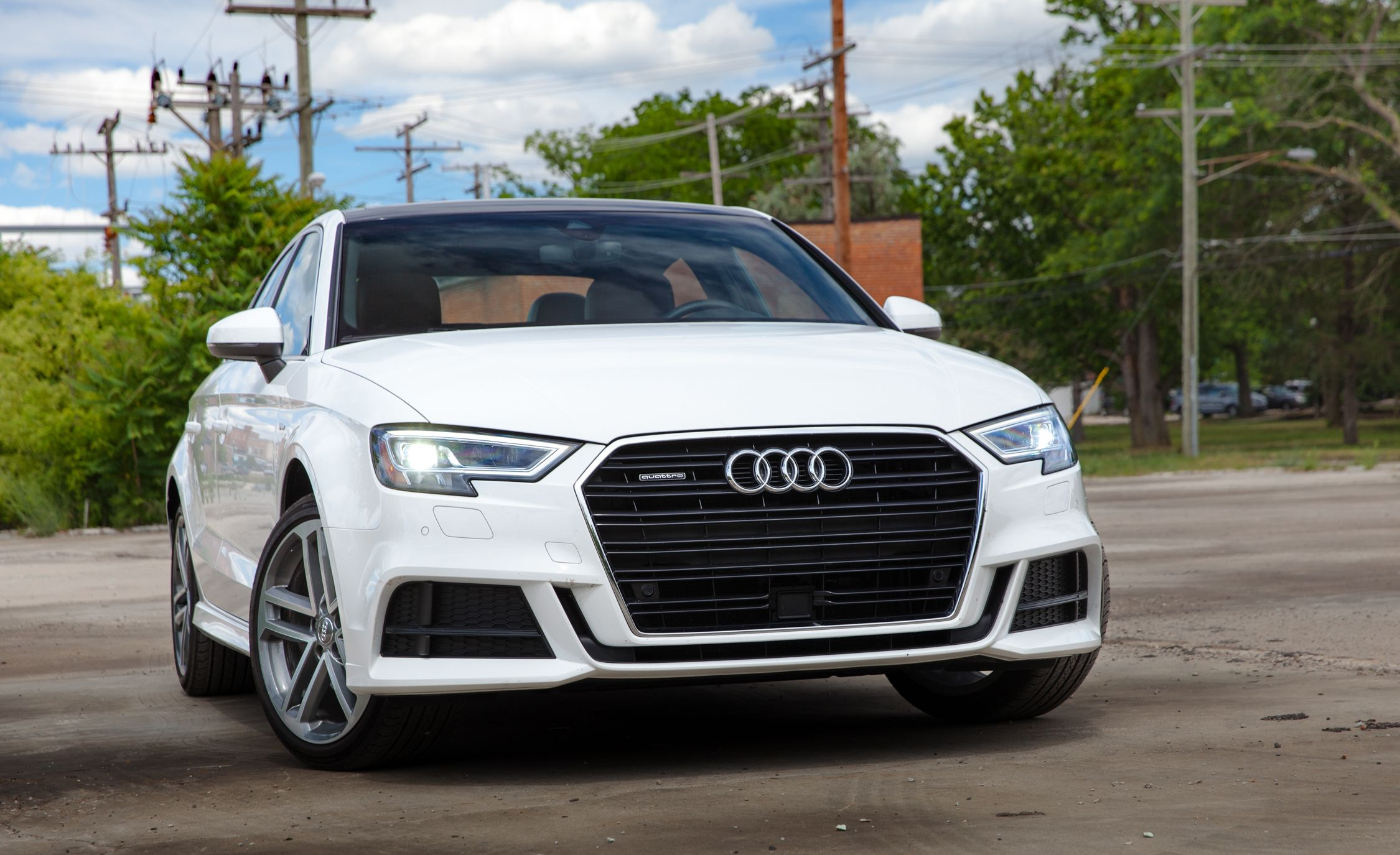 Audi A Engine And Transmission Review Car And Driver - Audi a3 quattro