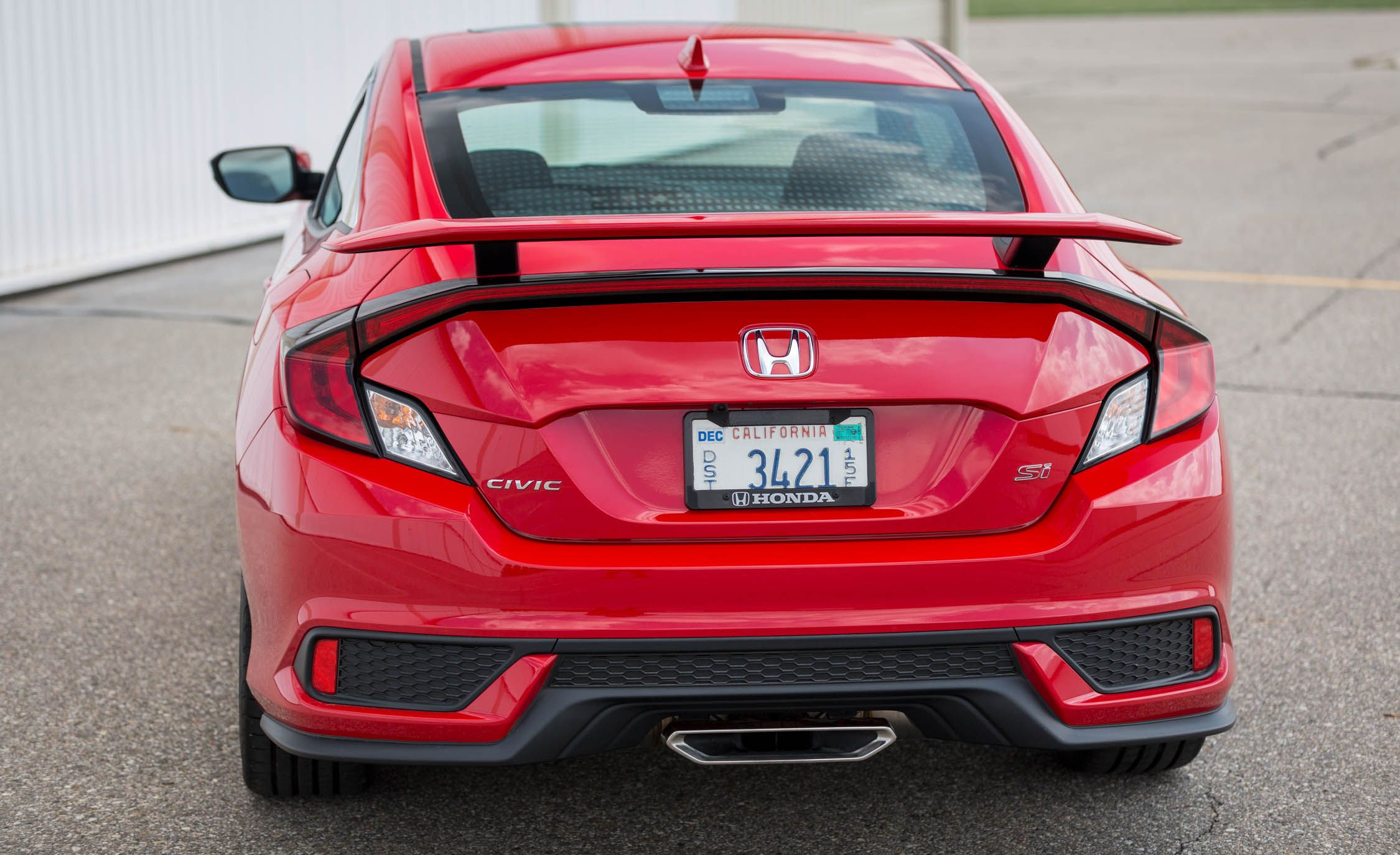 2017 Honda Civic Si | Fuel Economy Review | Car and Driver
