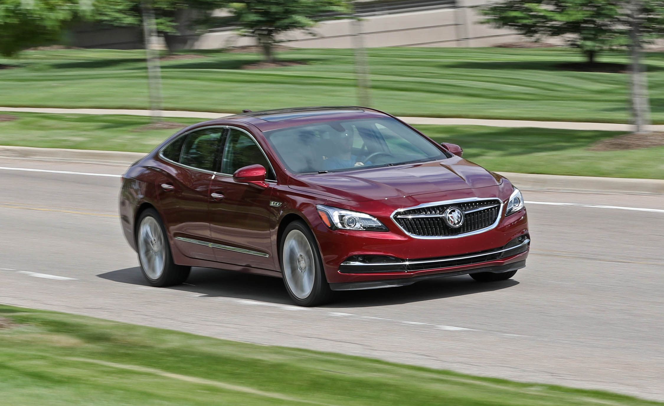 review and new car buick overview lacrosse price