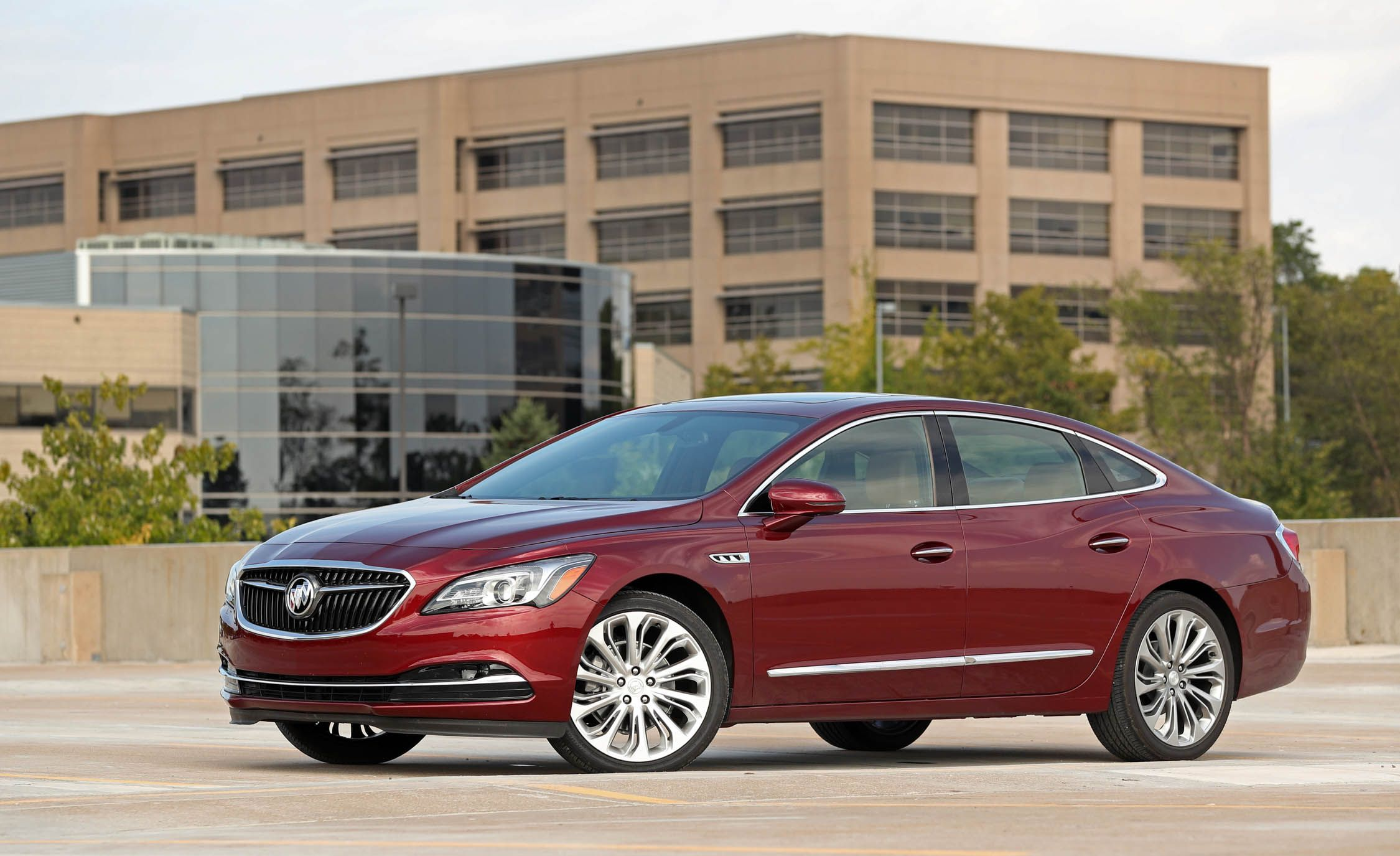 Buick LaCrosse: Services for People with Disabilities
