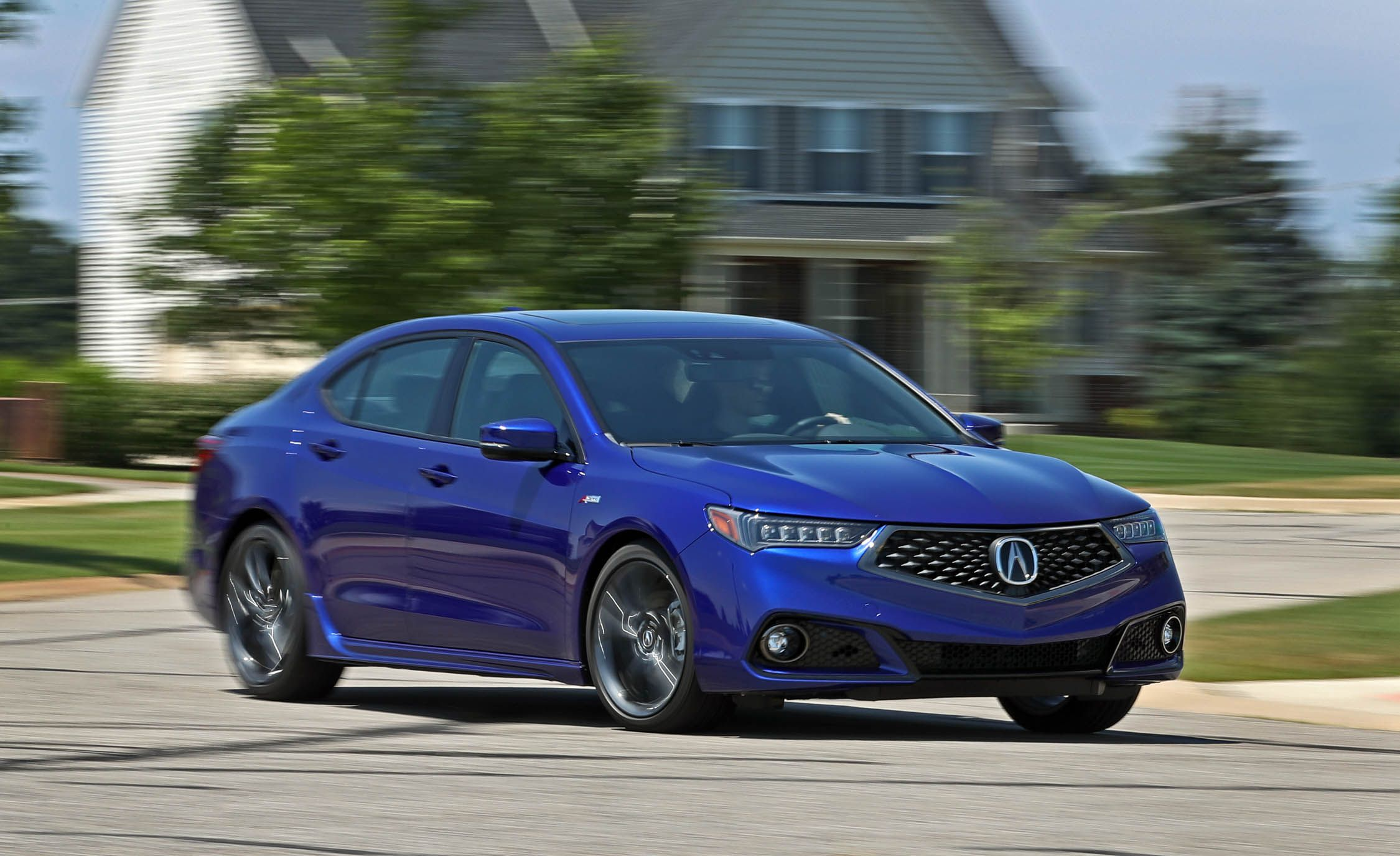 Acura TLX InDepth Model Review Car And Driver - 2018 tlx acura