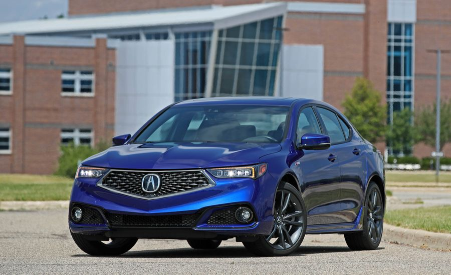Acura TLX Engine And Transmission Review Car And Driver - Acura transmission