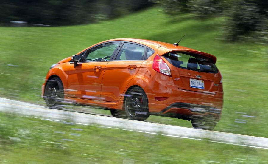 2017 Ford Fiesta St Fuel Economy Review Car And Driver
