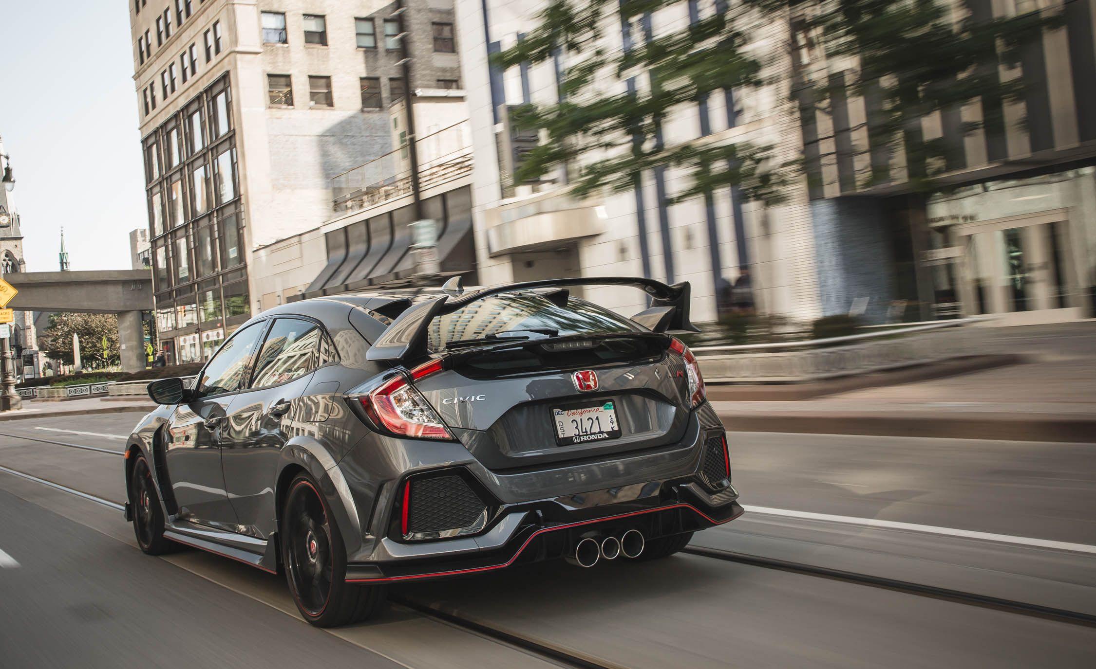 2017 Honda Civic Type R  InDepth Model Review  Car and Driver