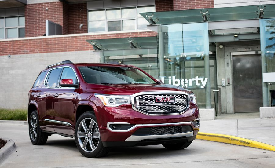 Gmc Acadia Towing Capacity >> 2018 GMC Acadia   Engine and Transmission Review   Car and ...