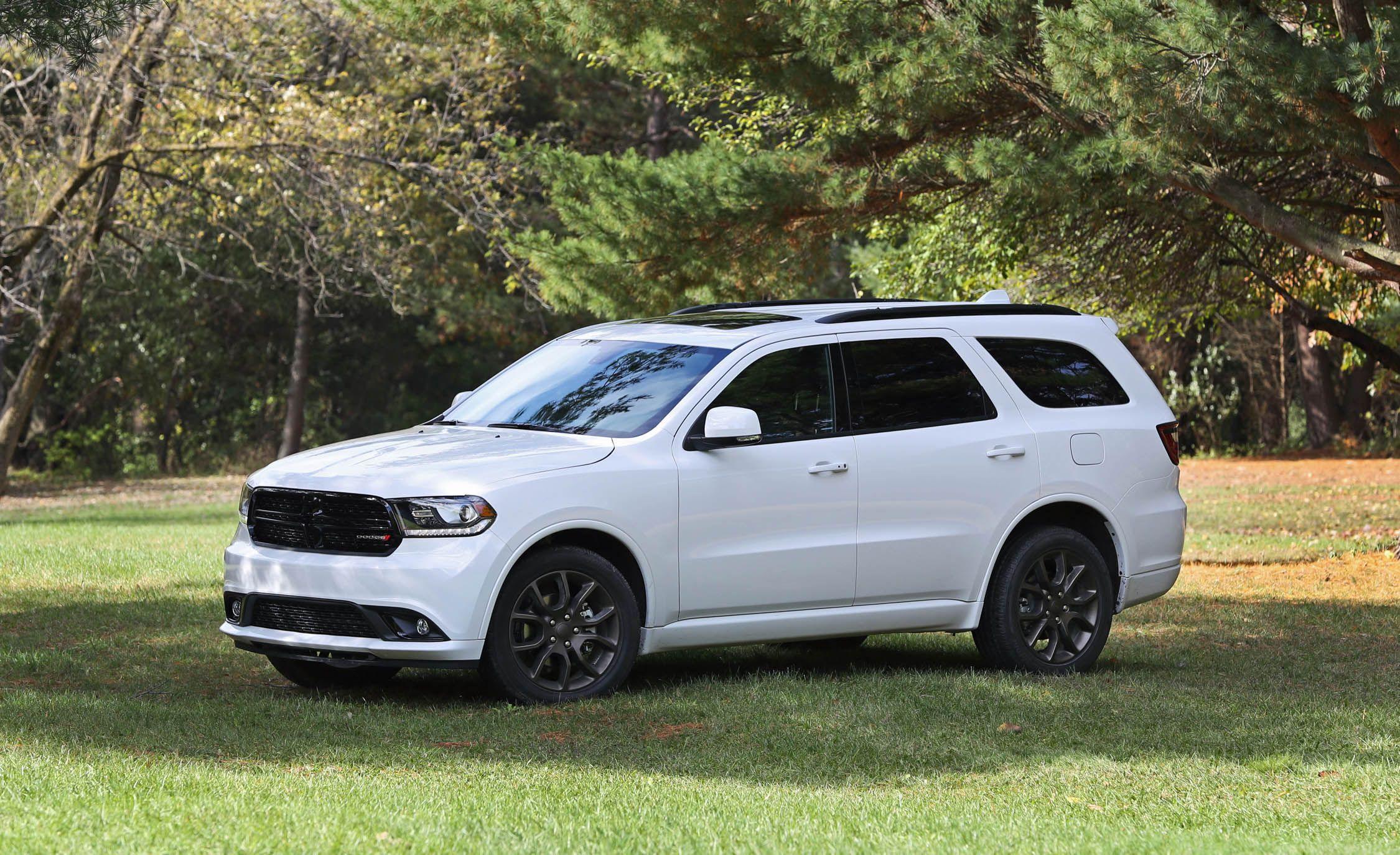 2018 Dodge Durango SRT Test Review