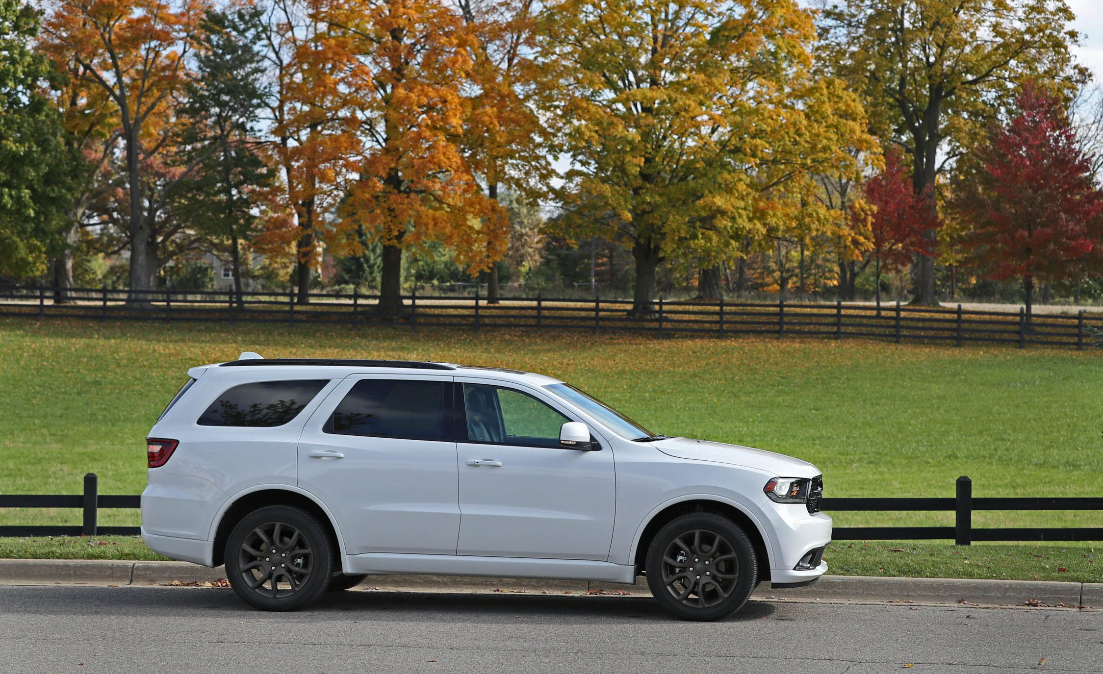 2018 Dodge Durango Interior Review Car And Driver