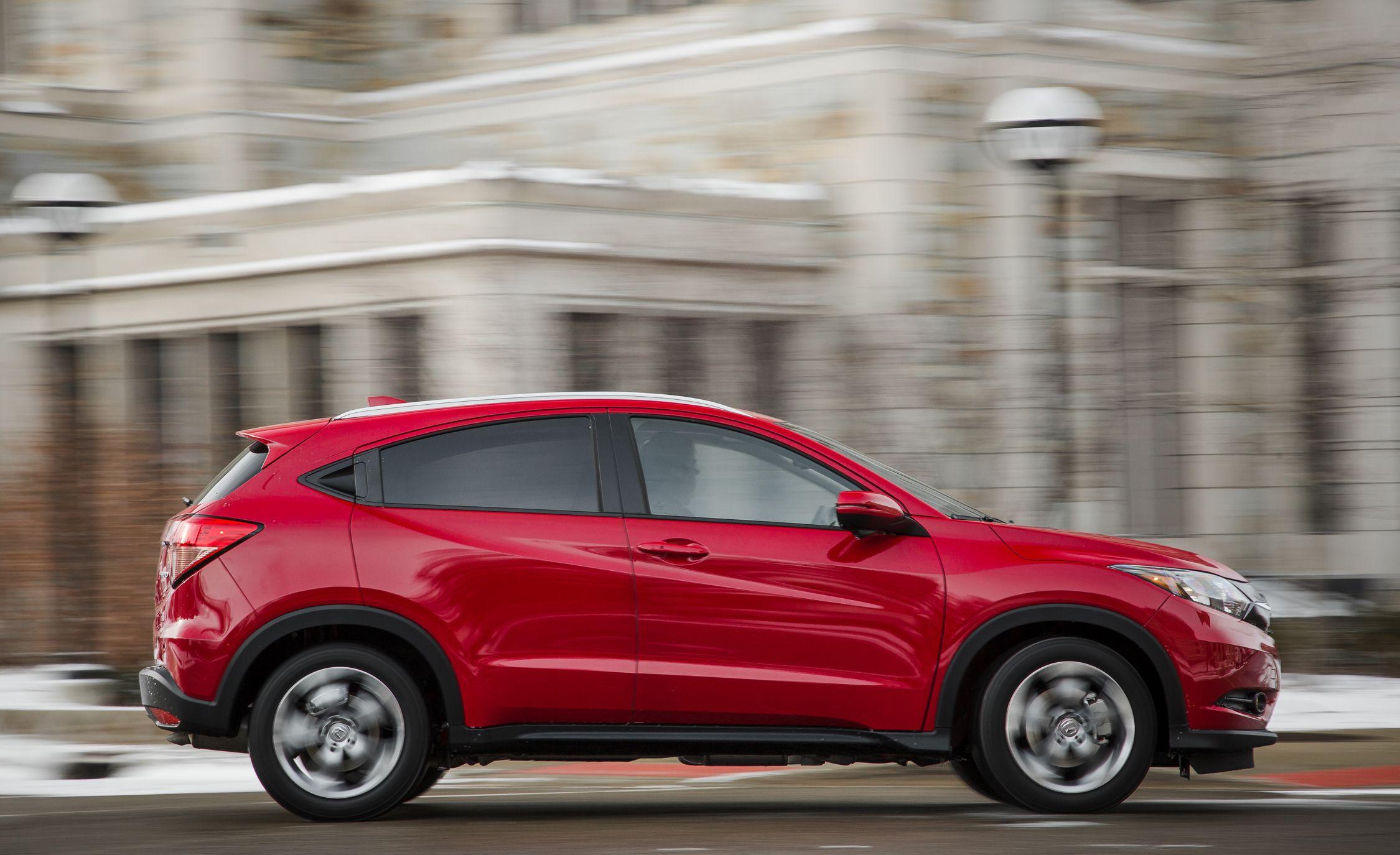 2018 Honda HR-V | Interior Review | Car and Driver