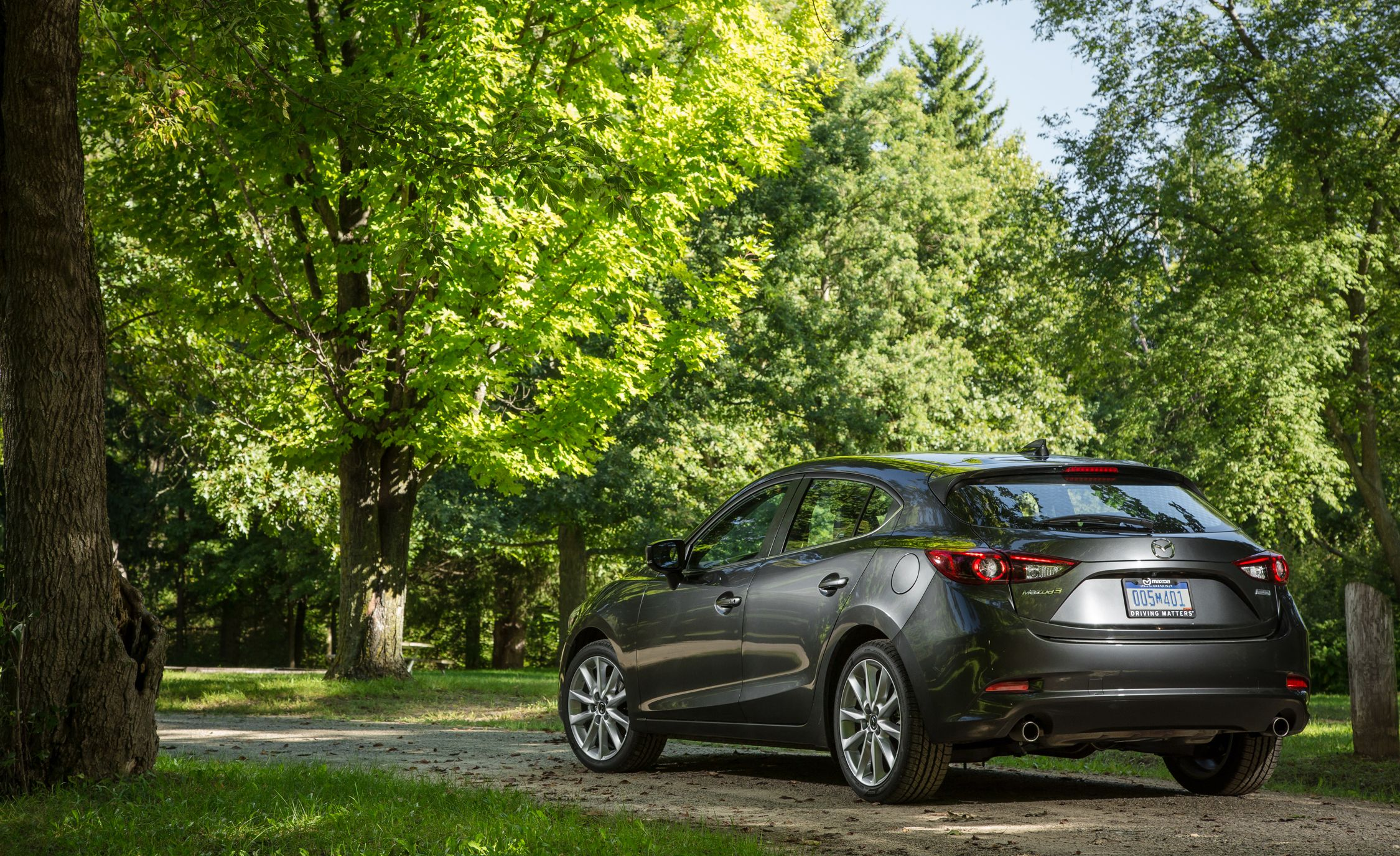 2018 Mazda 3 Cargo Space and Storage Review