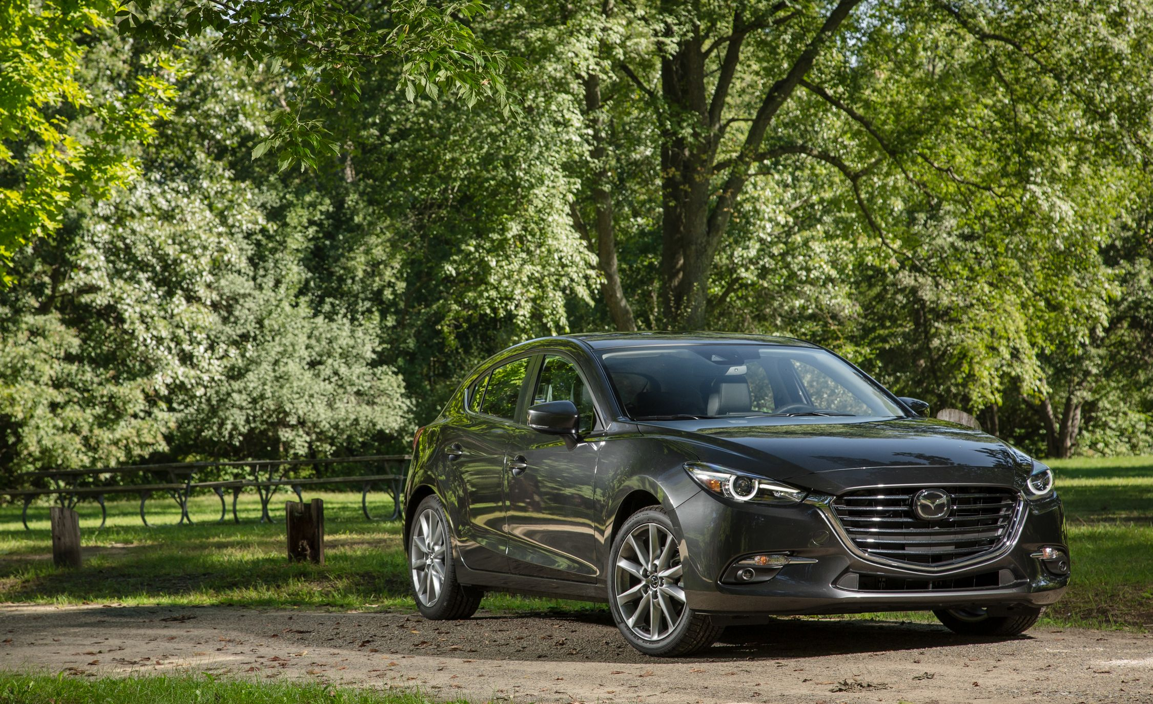Mazda 3 Reviews Price Photos And Specs Car Toyota Engine Diagram Driver