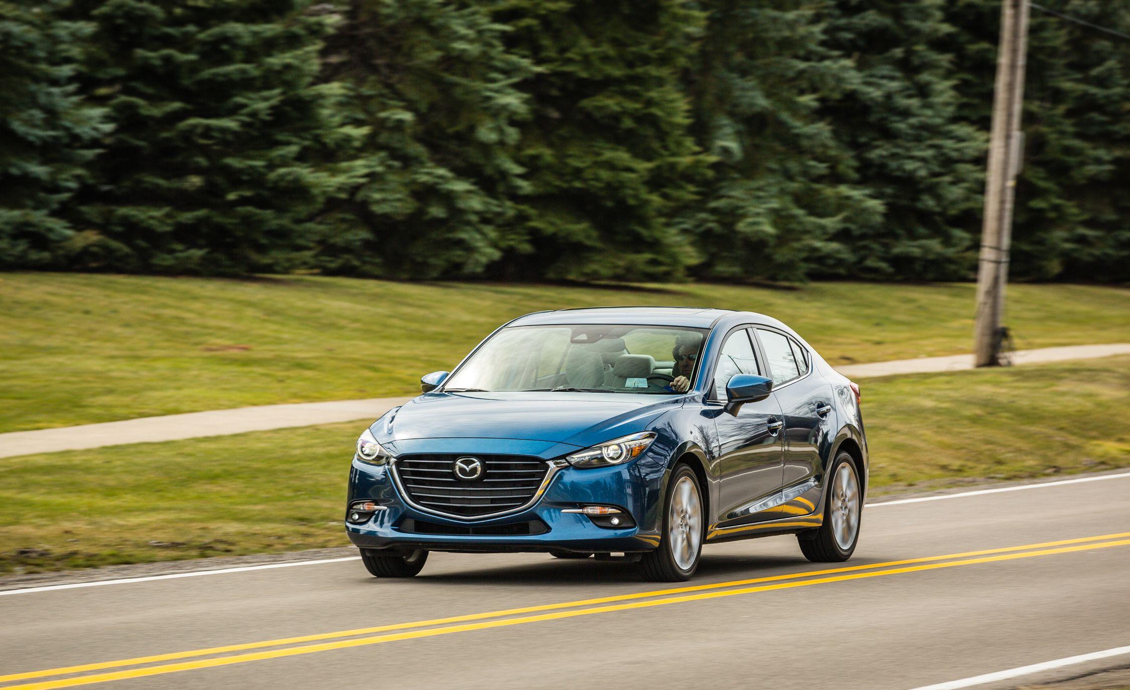 Mazda 3 sport mpg